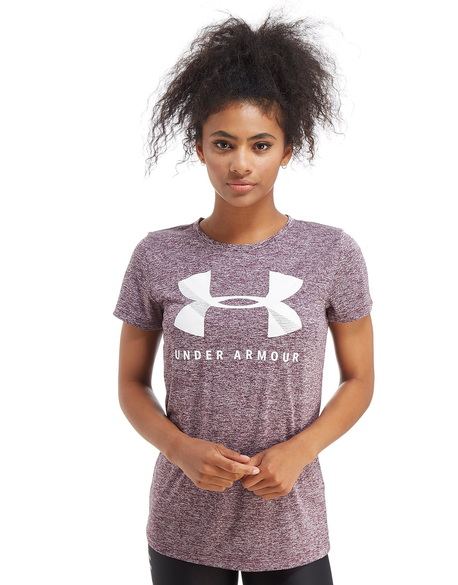 Under Armour Tech Short Sleeve Twist T-Shirt