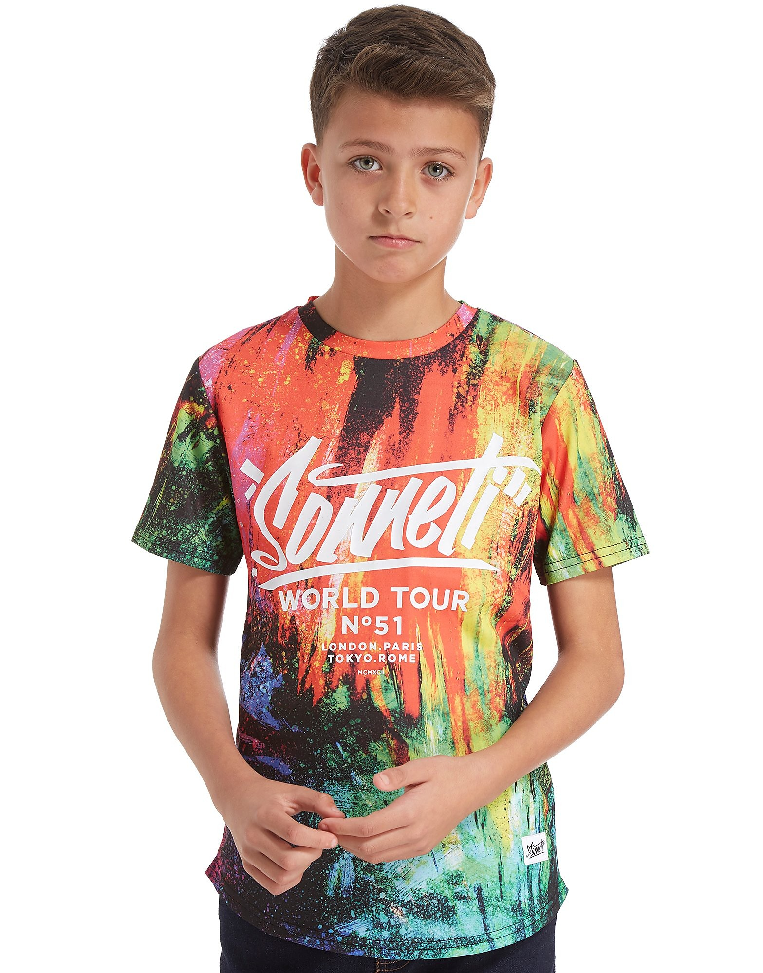 Sonneti Awesome T-Shirt Kinder