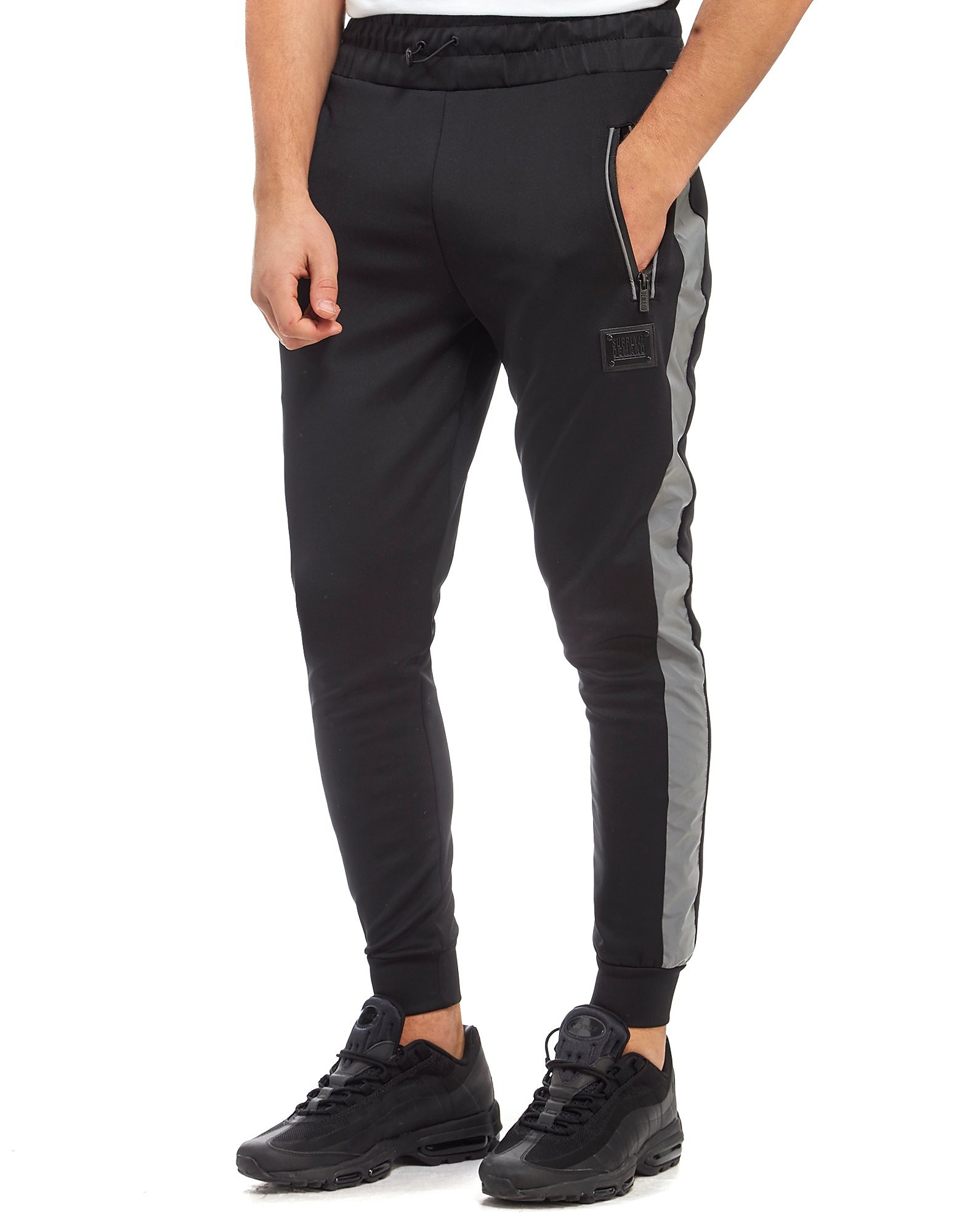 Supply & Demand Reflective Tracker Joggers