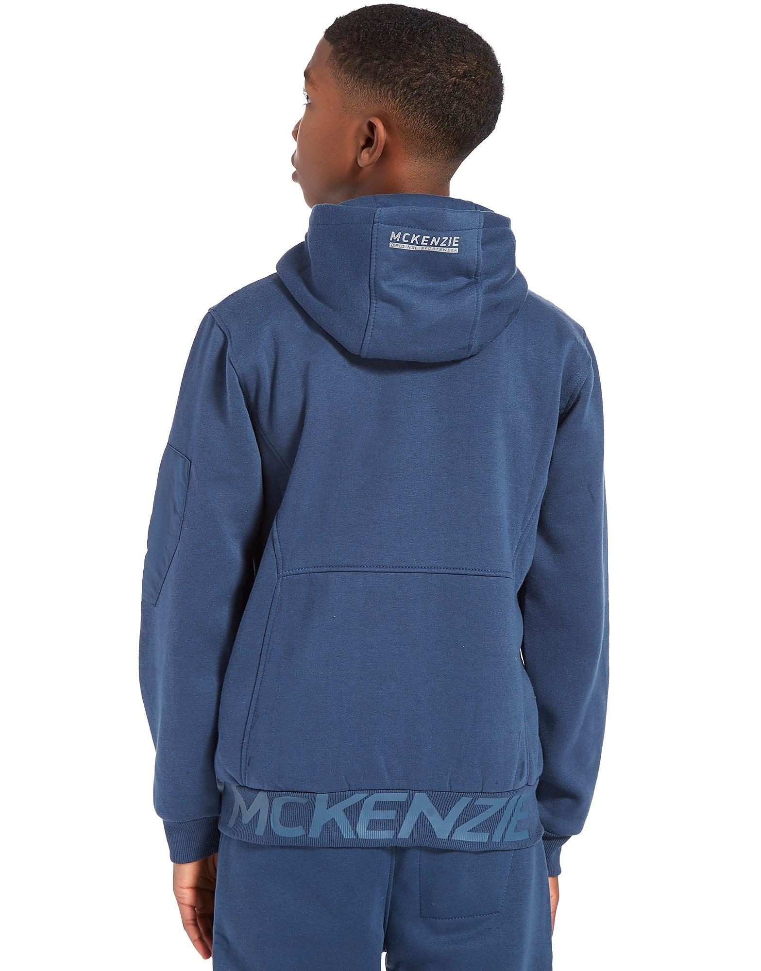 McKenzie Culan 1/2 Zip Hoodie Junior