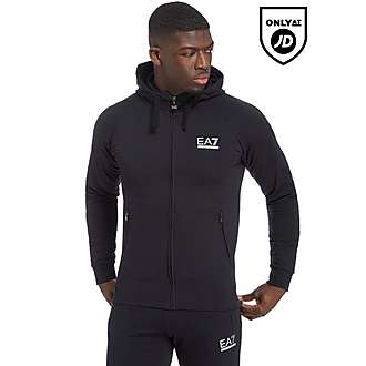 Emporio Armani EA7 Tape Zip Through 280 Hoody