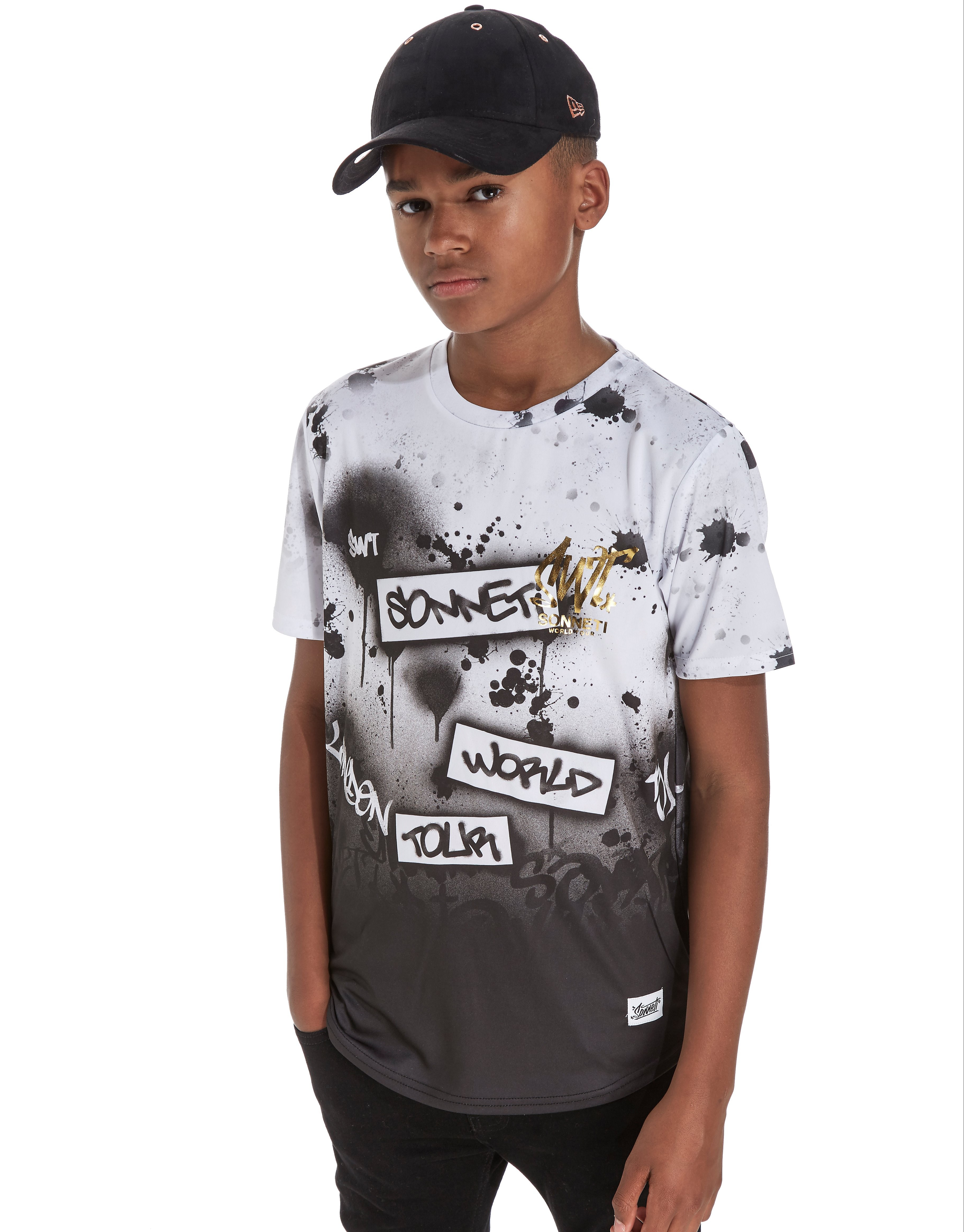 Sonneti Title T-Shirt Junior