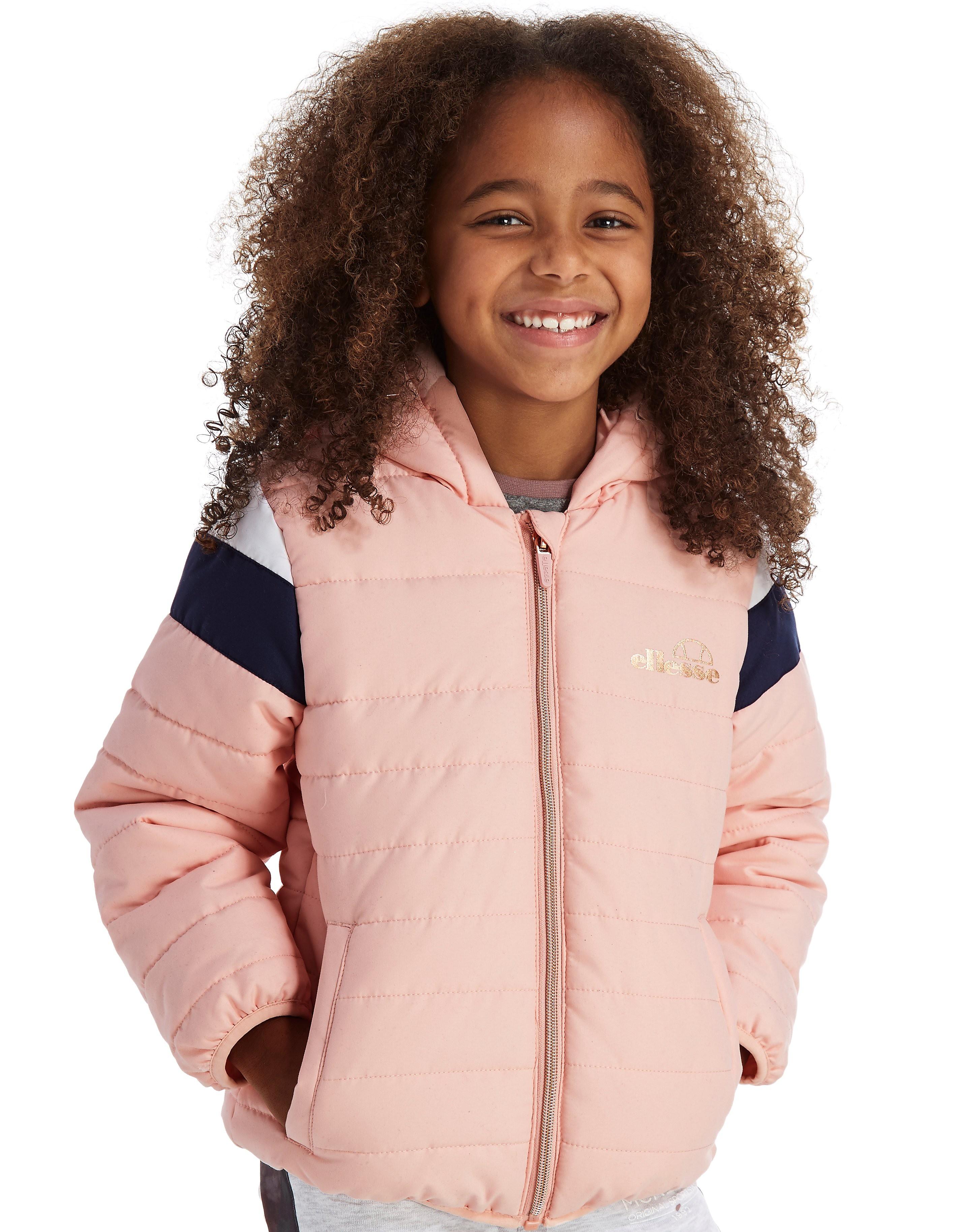 Ellesse Girls' Negrona Padded Jacket Children