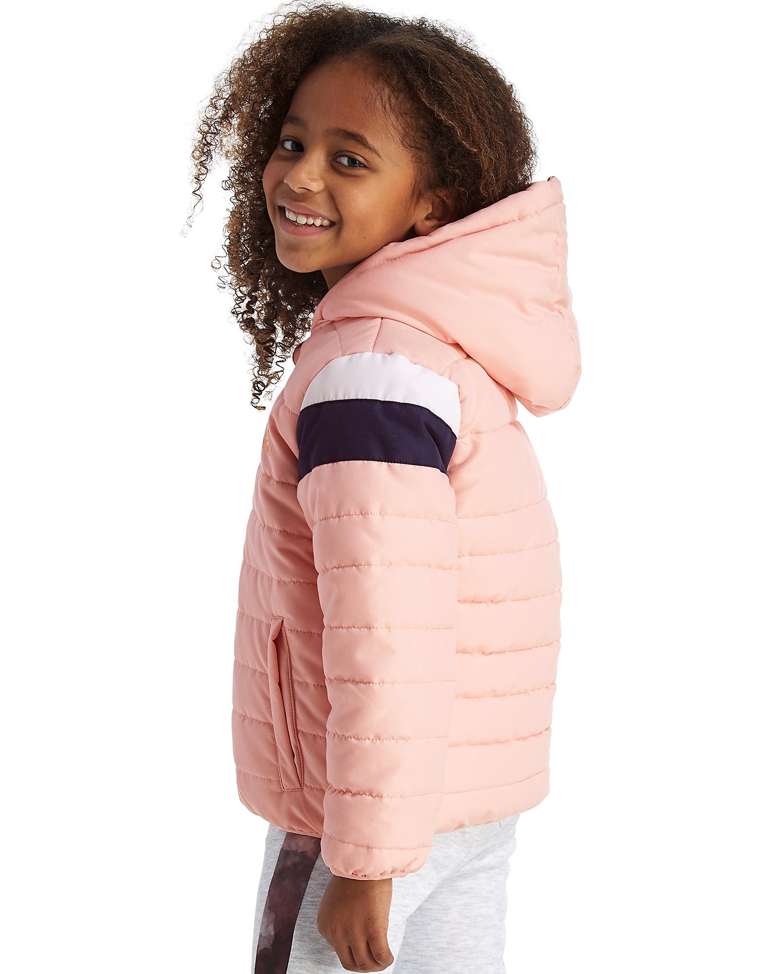 Ellesse Girls' Negrona Padded Jacket Children