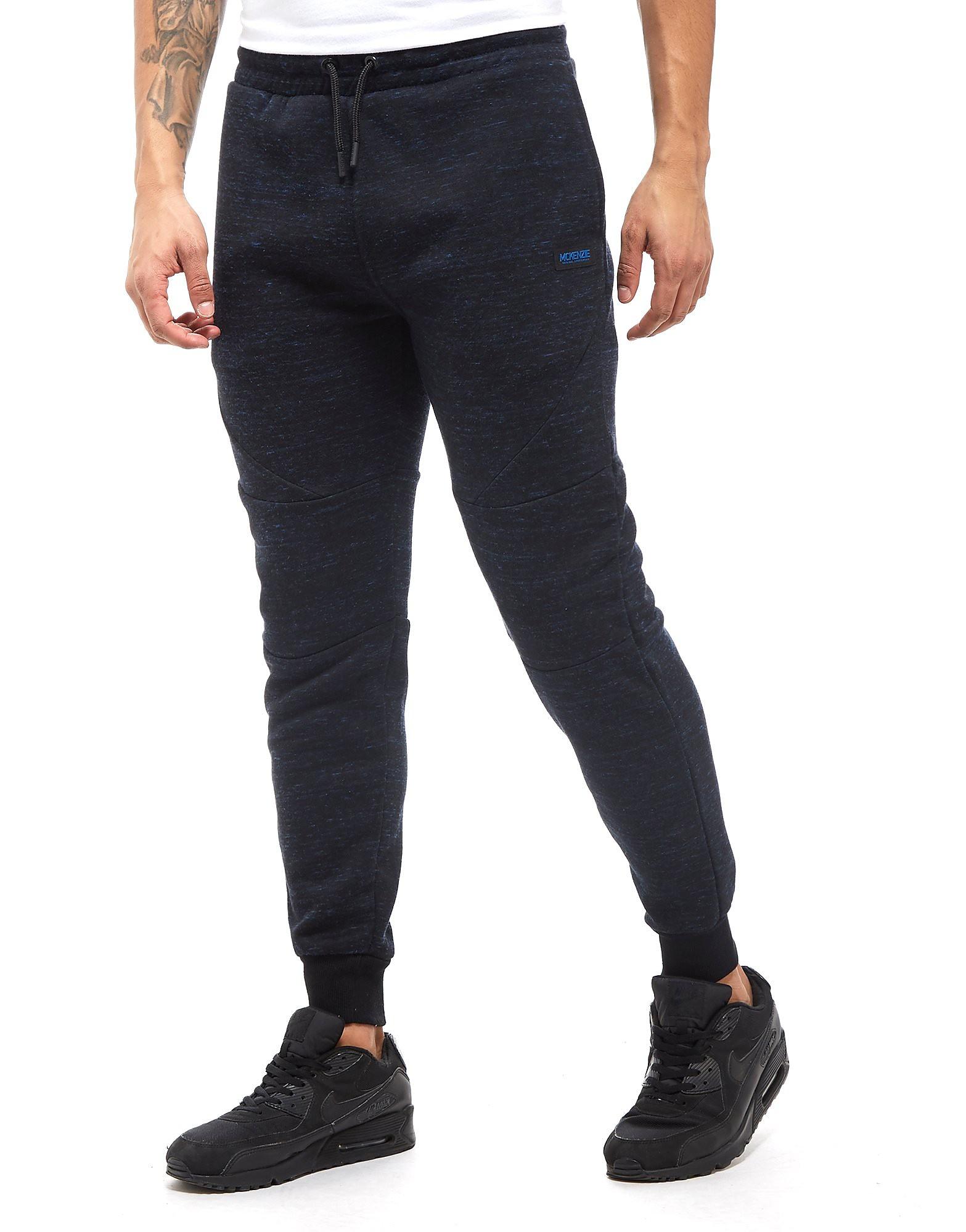 McKenzie Pantalon Horus Homme - Only at JD - noir/bleu, noir/bleu