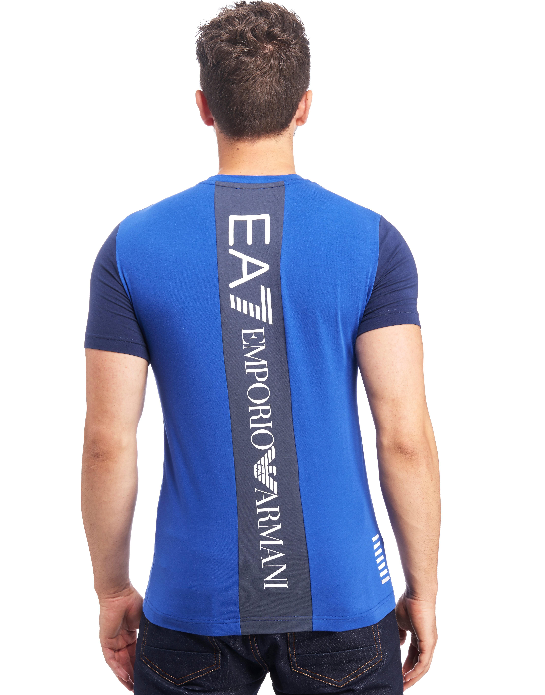 Emporio Armani EA7 Back Logo T-Shirt