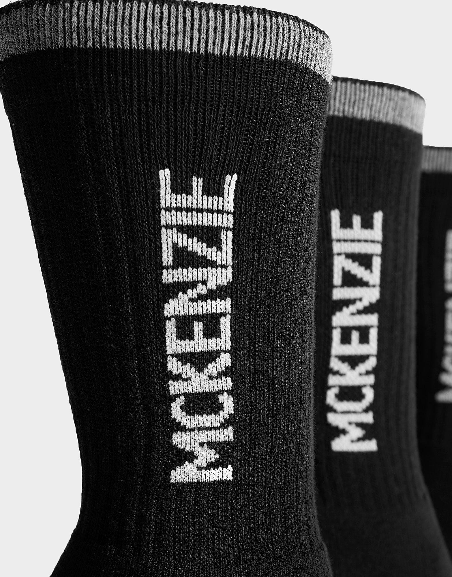 McKenzie 3-pack sportstrumpor