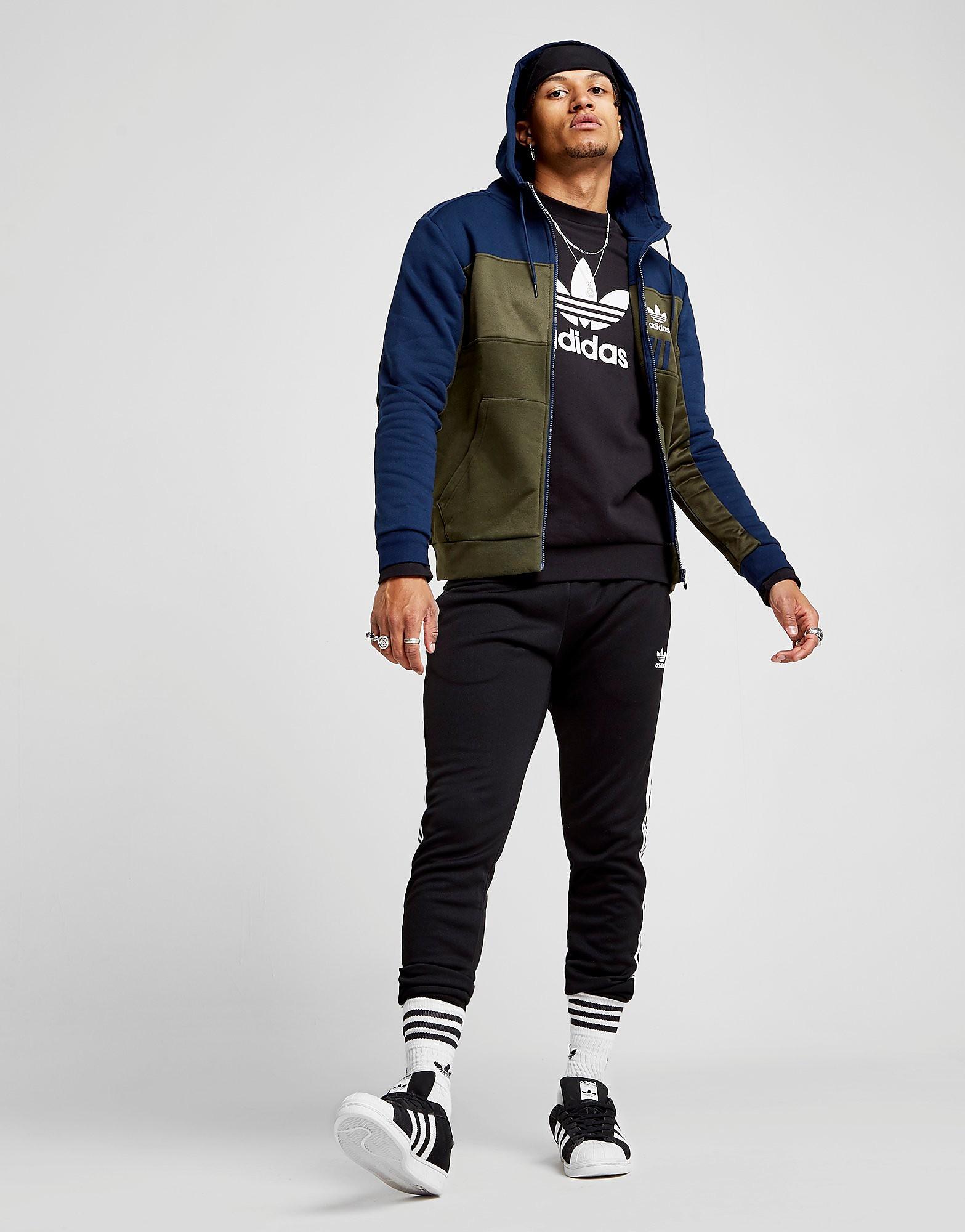 adidas Originals ID96 Full Zip Hoodie Herre