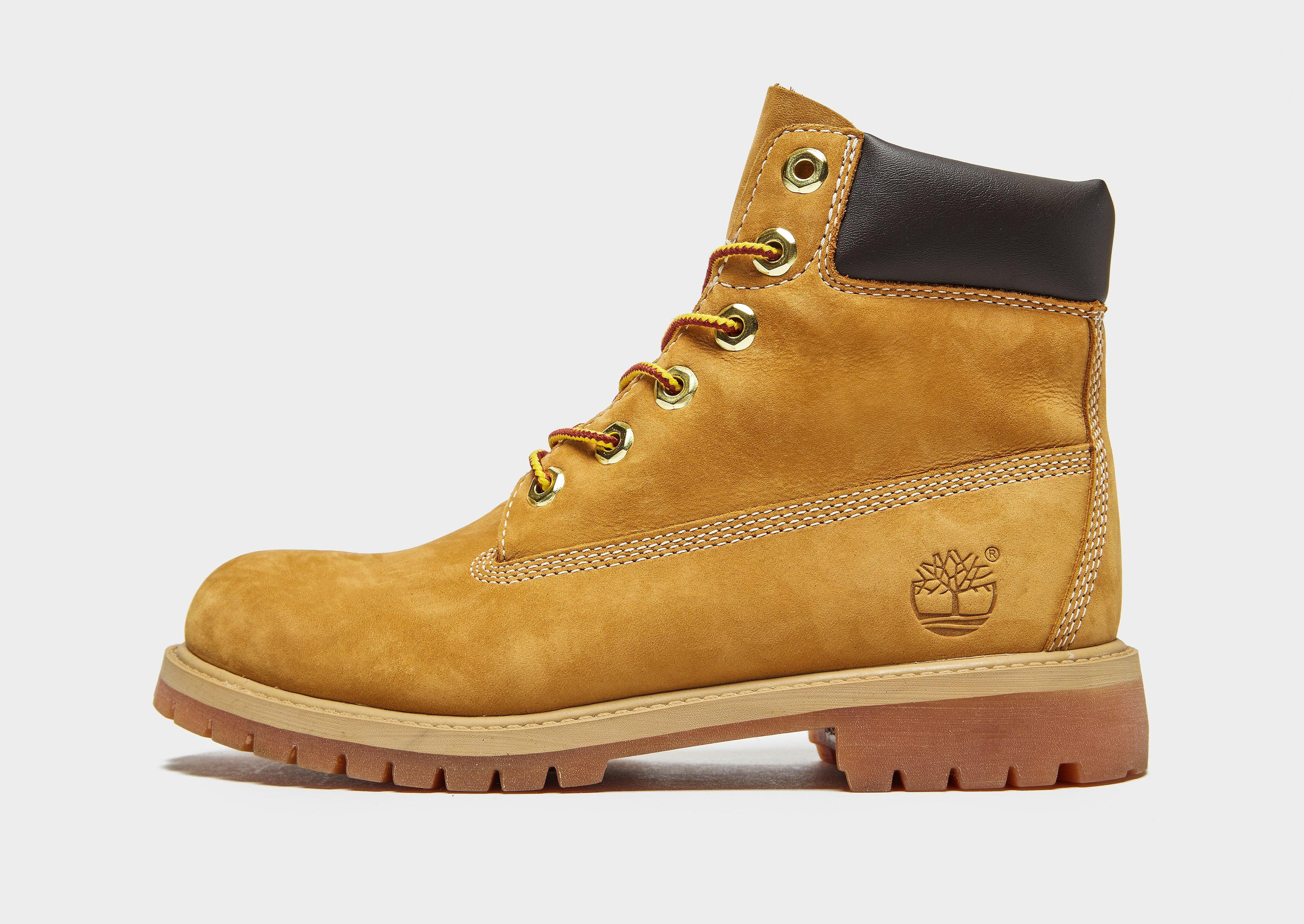 Timberland 6 Inch Boot Junior - Wheat - Kind