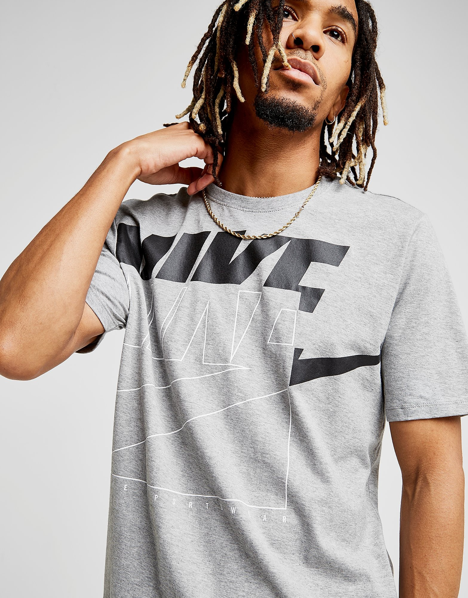Nike Futura Outline T-Shirt