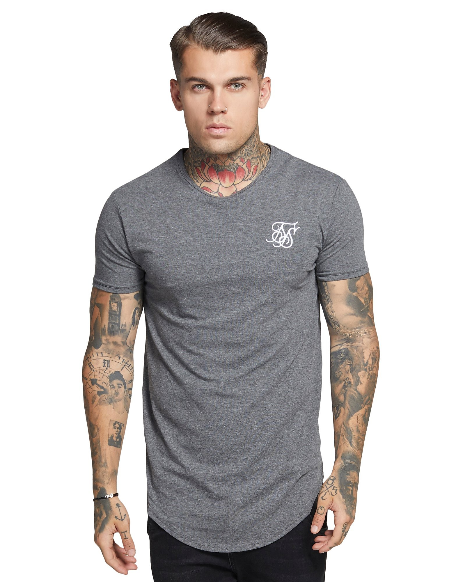 SikSilk Core Gym T-Shirt
