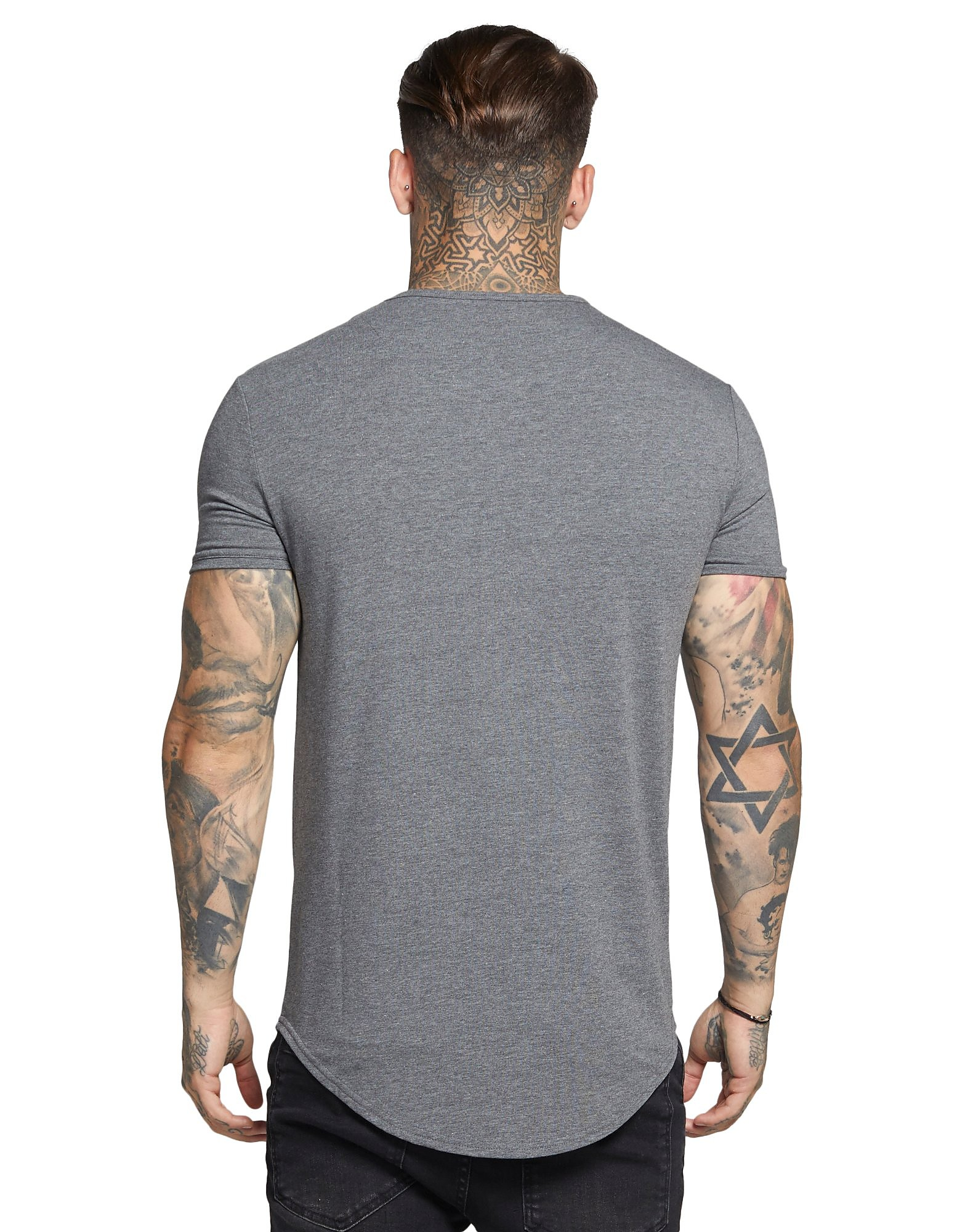 SikSilk Core Fitnessstudio T-Shirt