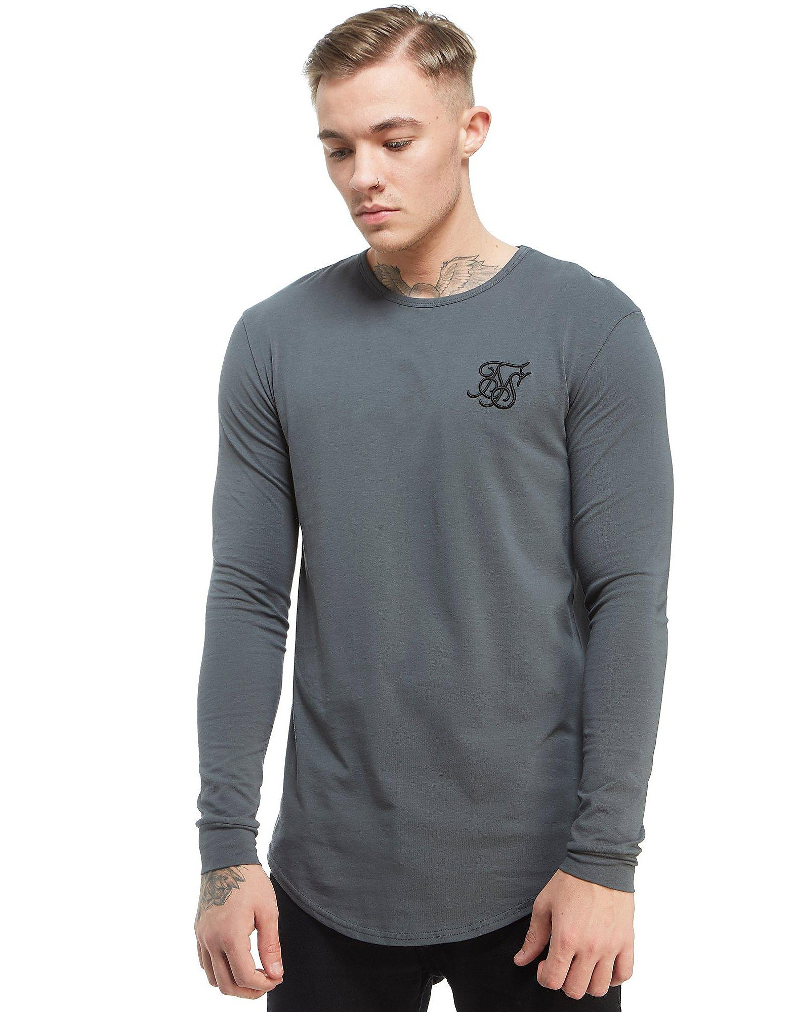 SikSilk Long Sleeve Core T-Shirt