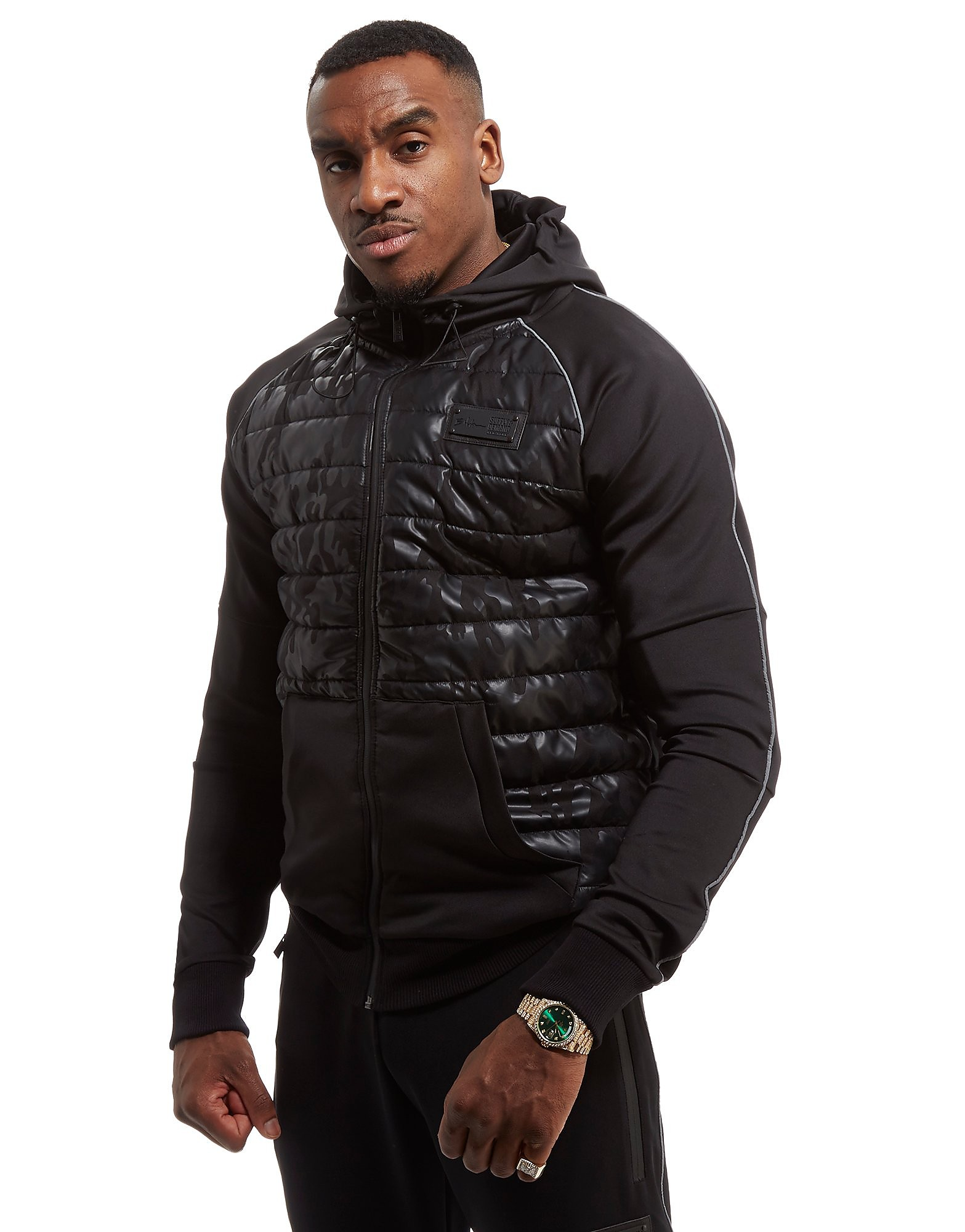 Supply & Demand x Bugzy Malone Technic Hoodie