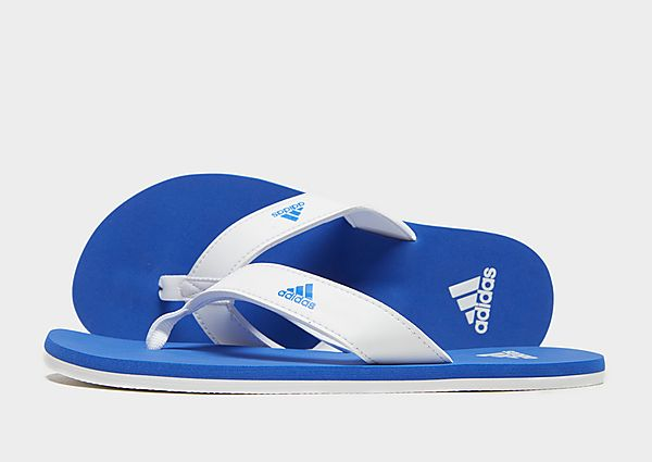 dbc6a6272ed adidas Beach Thong Flip Flops Junior - White - Kids - £13.00 - Bullring &  Grand Central