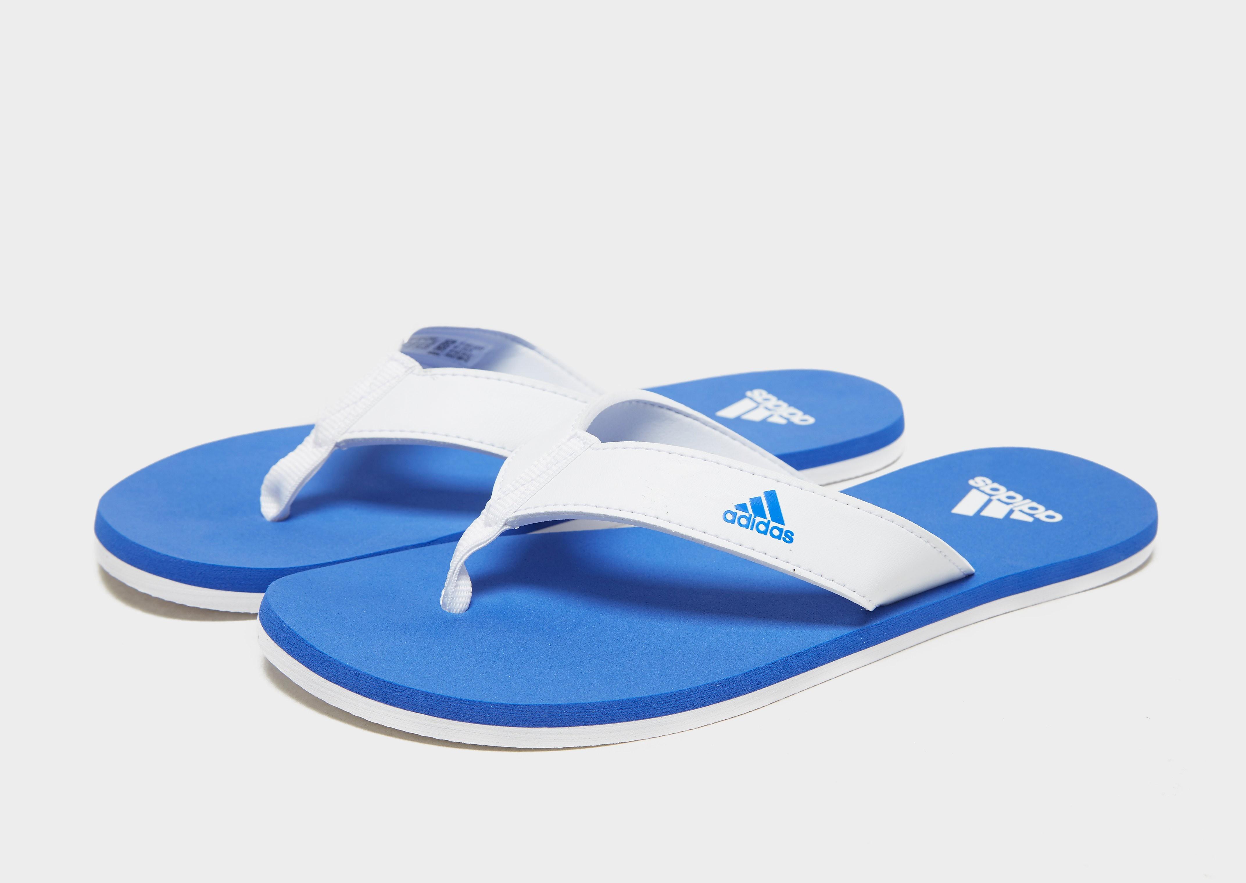 adidas Beach Thong Flip Flops Junior