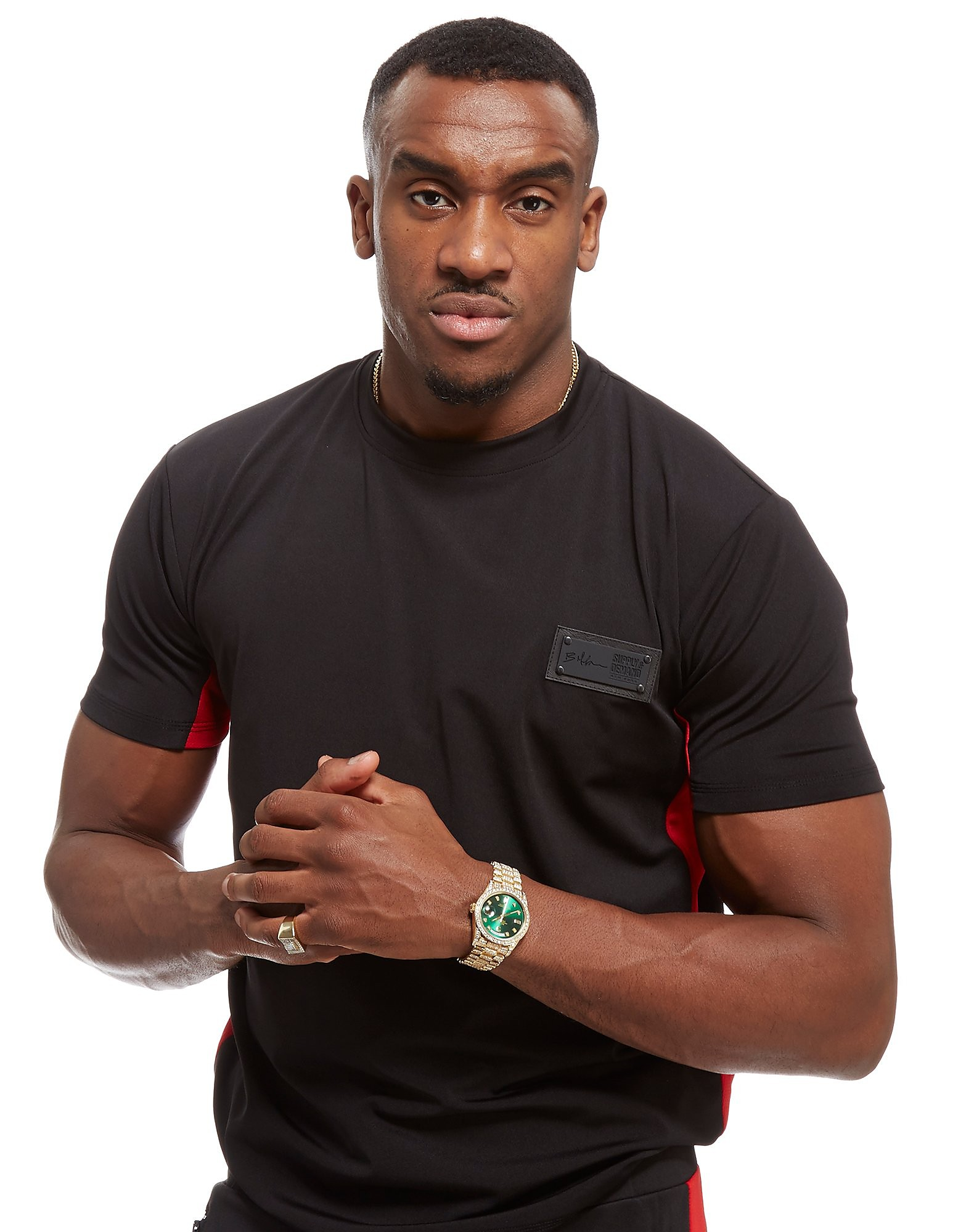 Supply & Demand x Bugzy Malone Technic T-Shirt