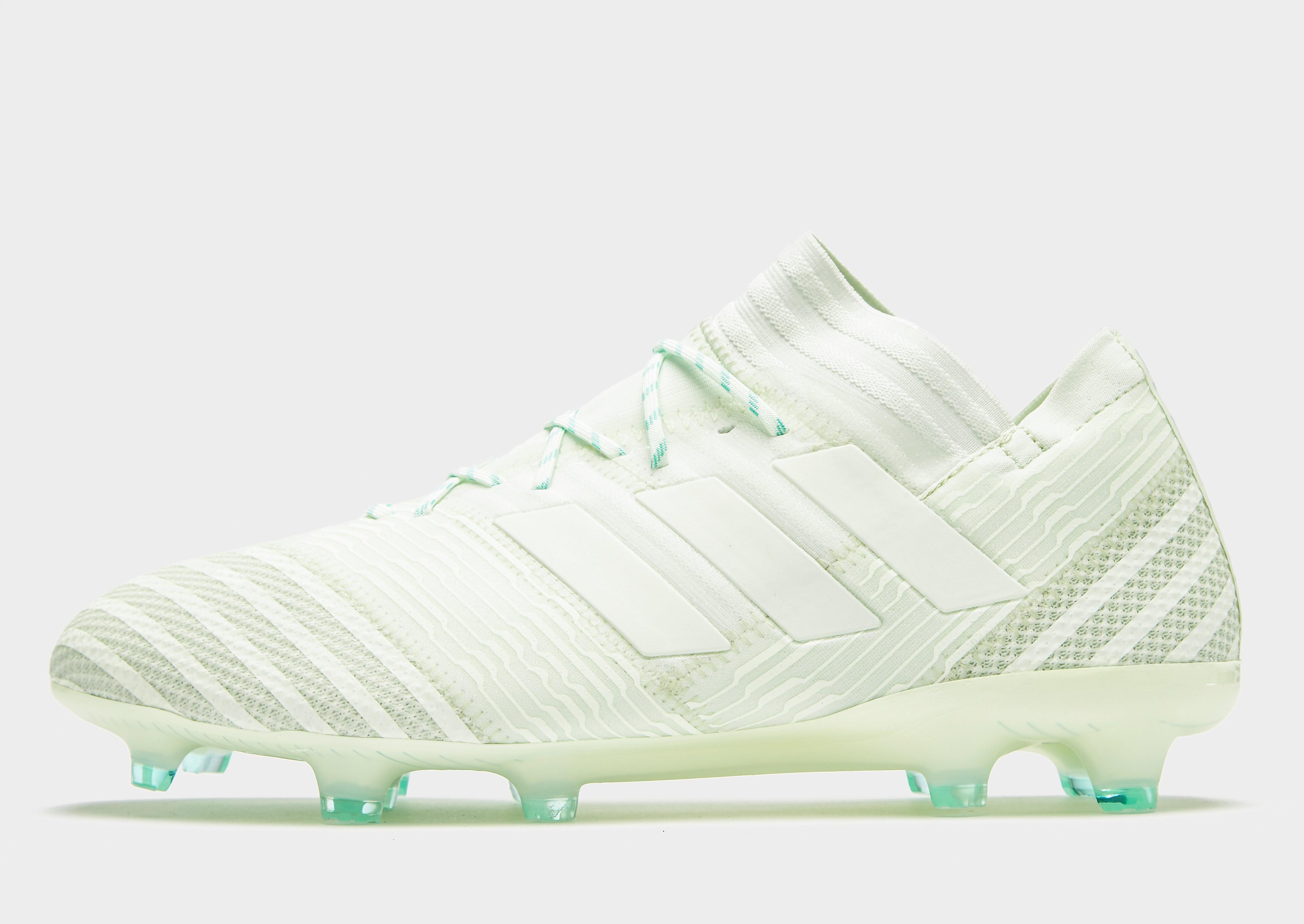 adidas Deadly Strike Nemeziz 17.1 FG - Groen - Heren