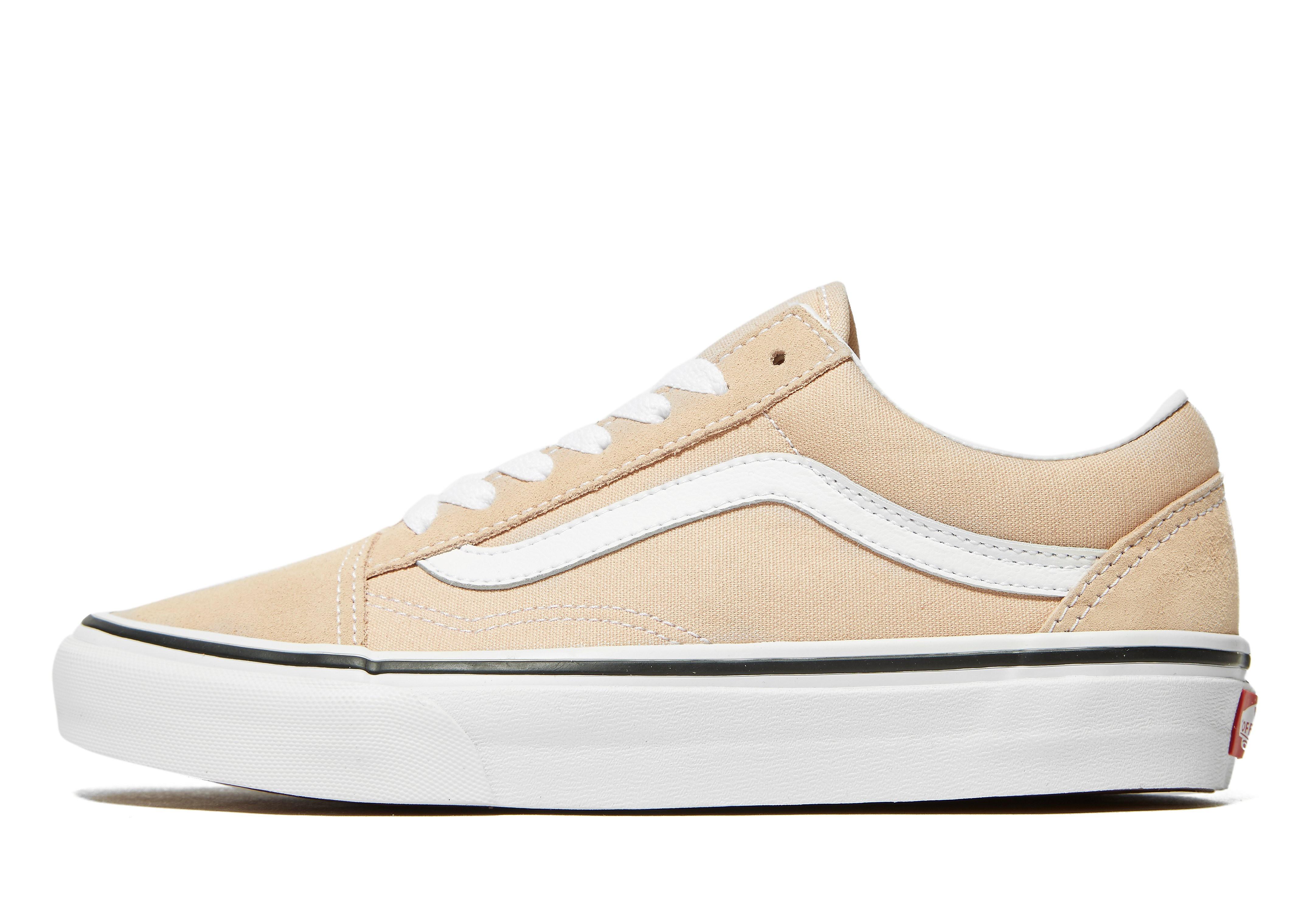 Vans Old Skool Dames - Frappe/White - Dames