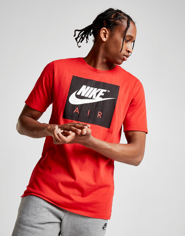 Nike camiseta Air Box Logo