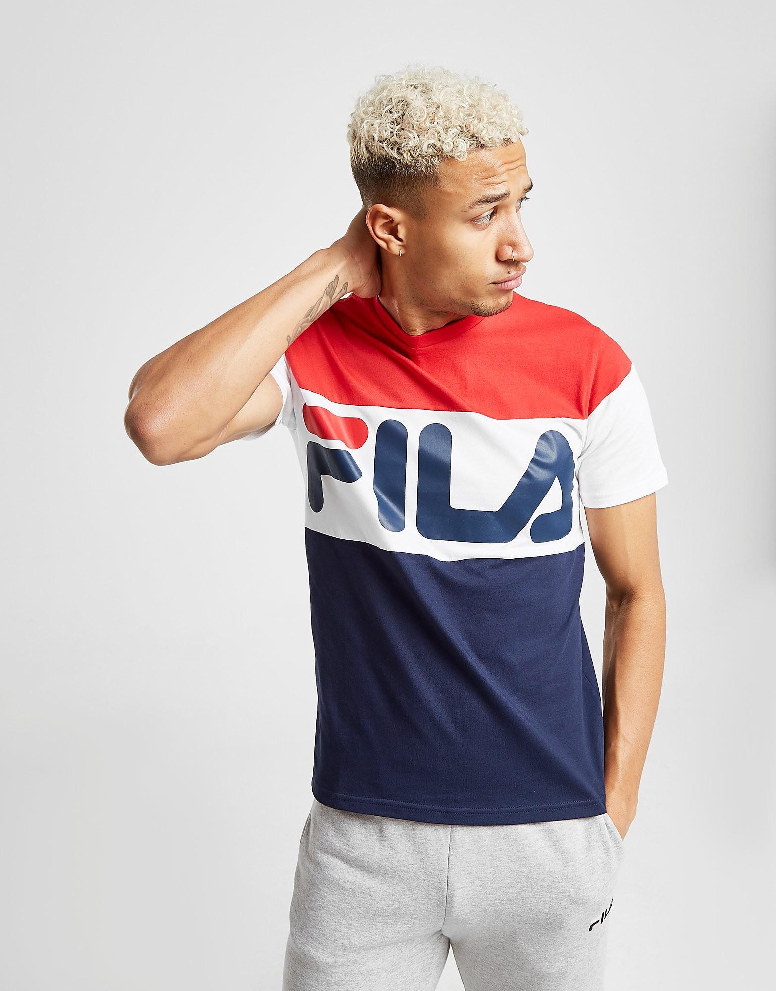 Fila Ewan 3 Pan T-Shirt