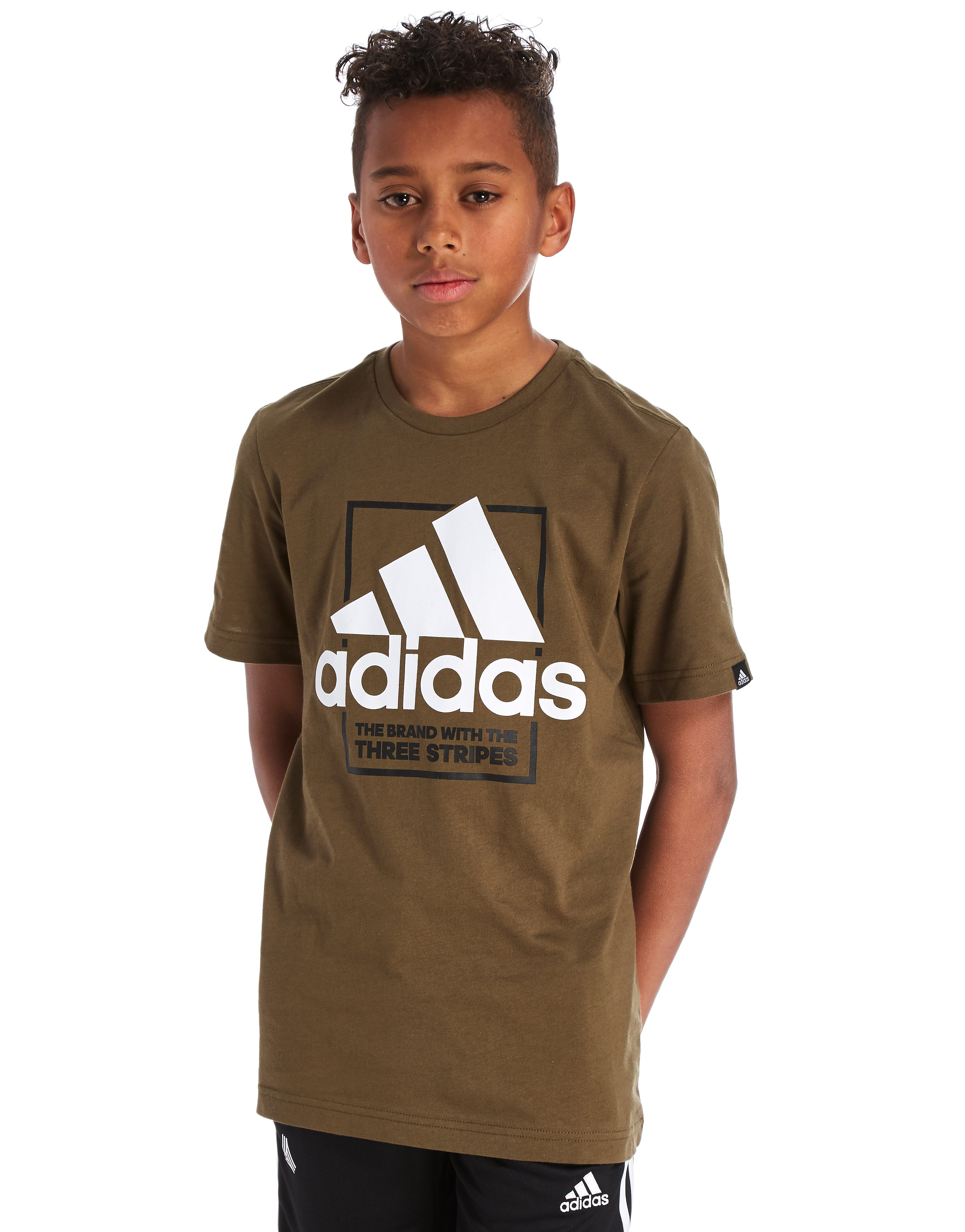 adidas Country T-Shirt Junior