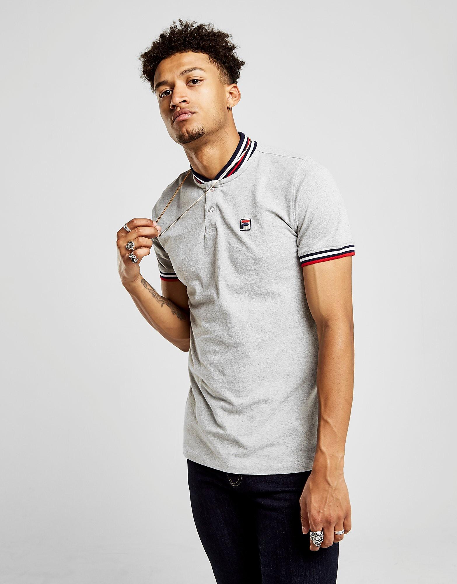 Fila Skipper Rib Neck T-Shirt