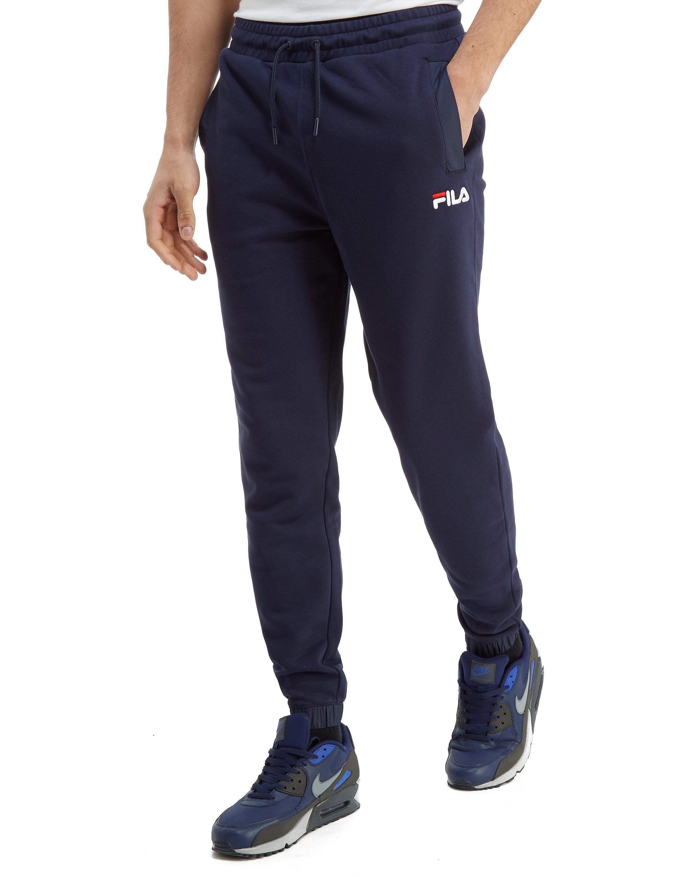 Fila Finn Fleece Pants - Navy/= - Mens, Navy/=