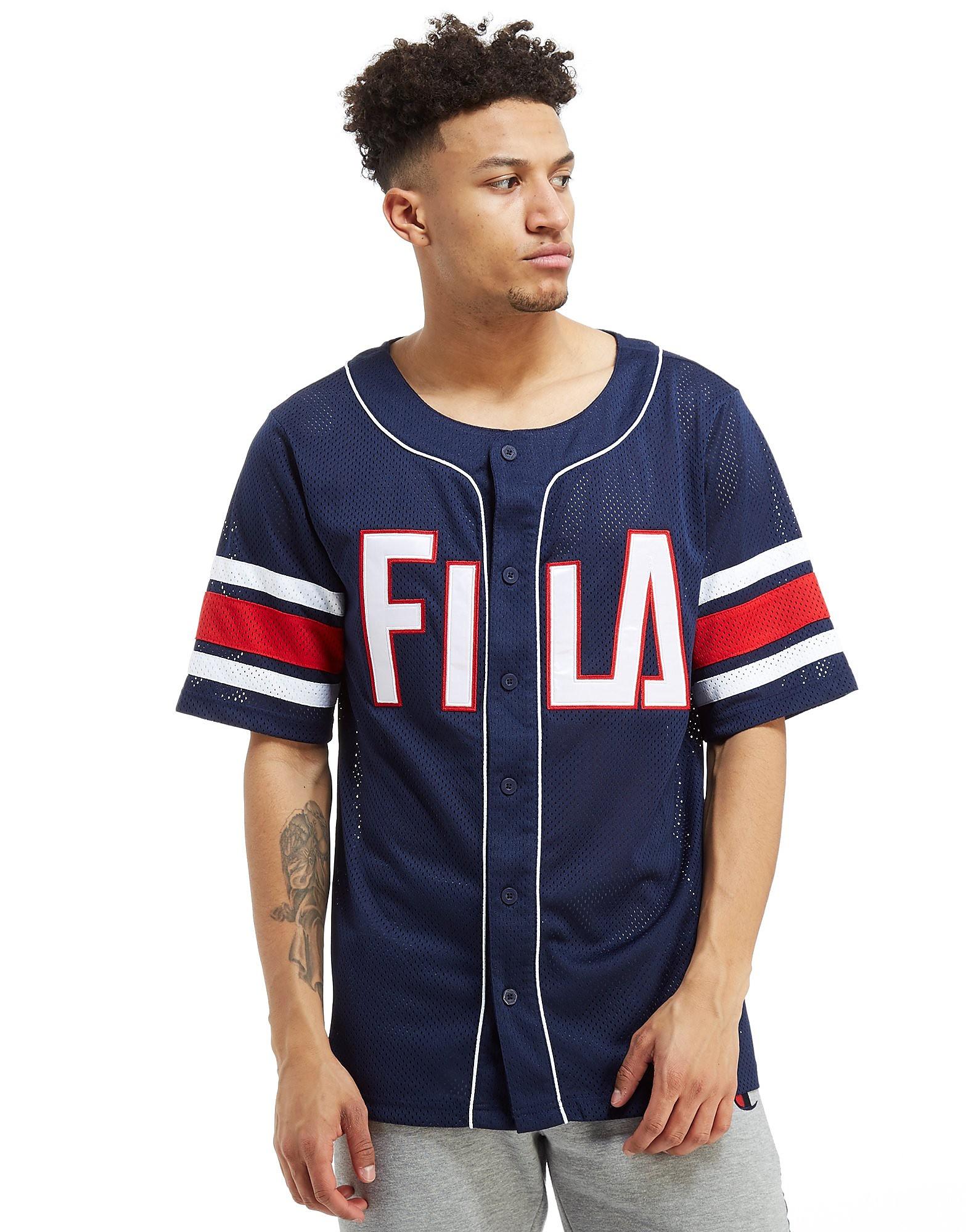 Fila Kyler Mesh Baseball Jersey