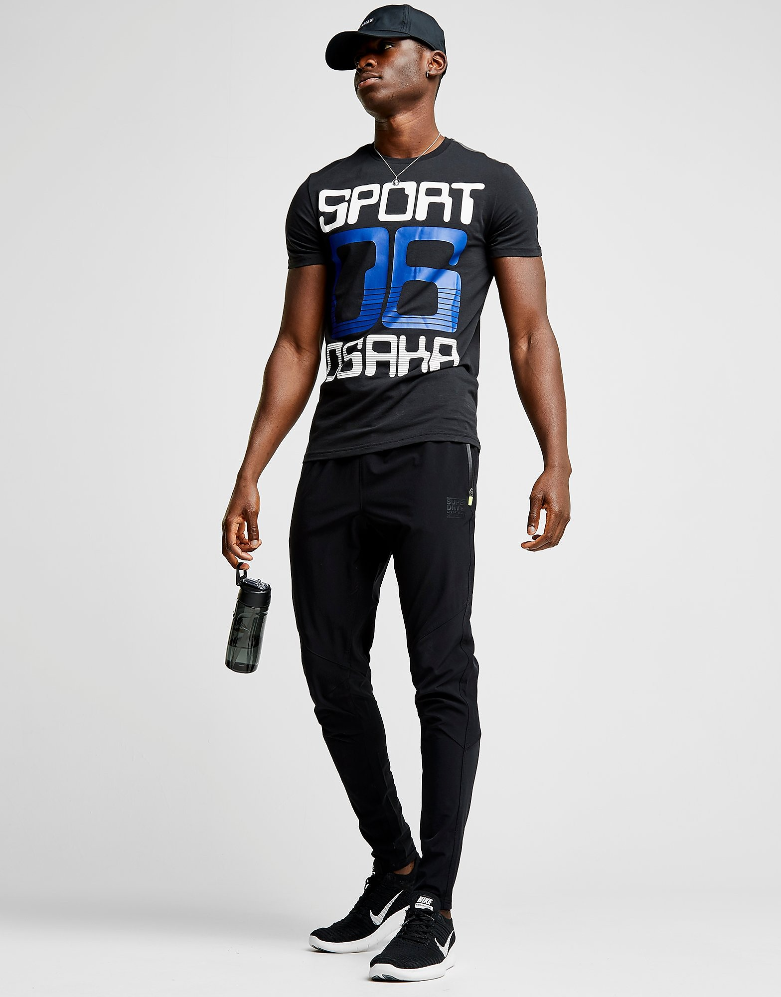 Superdry Sport Woven Stretch Training Pants