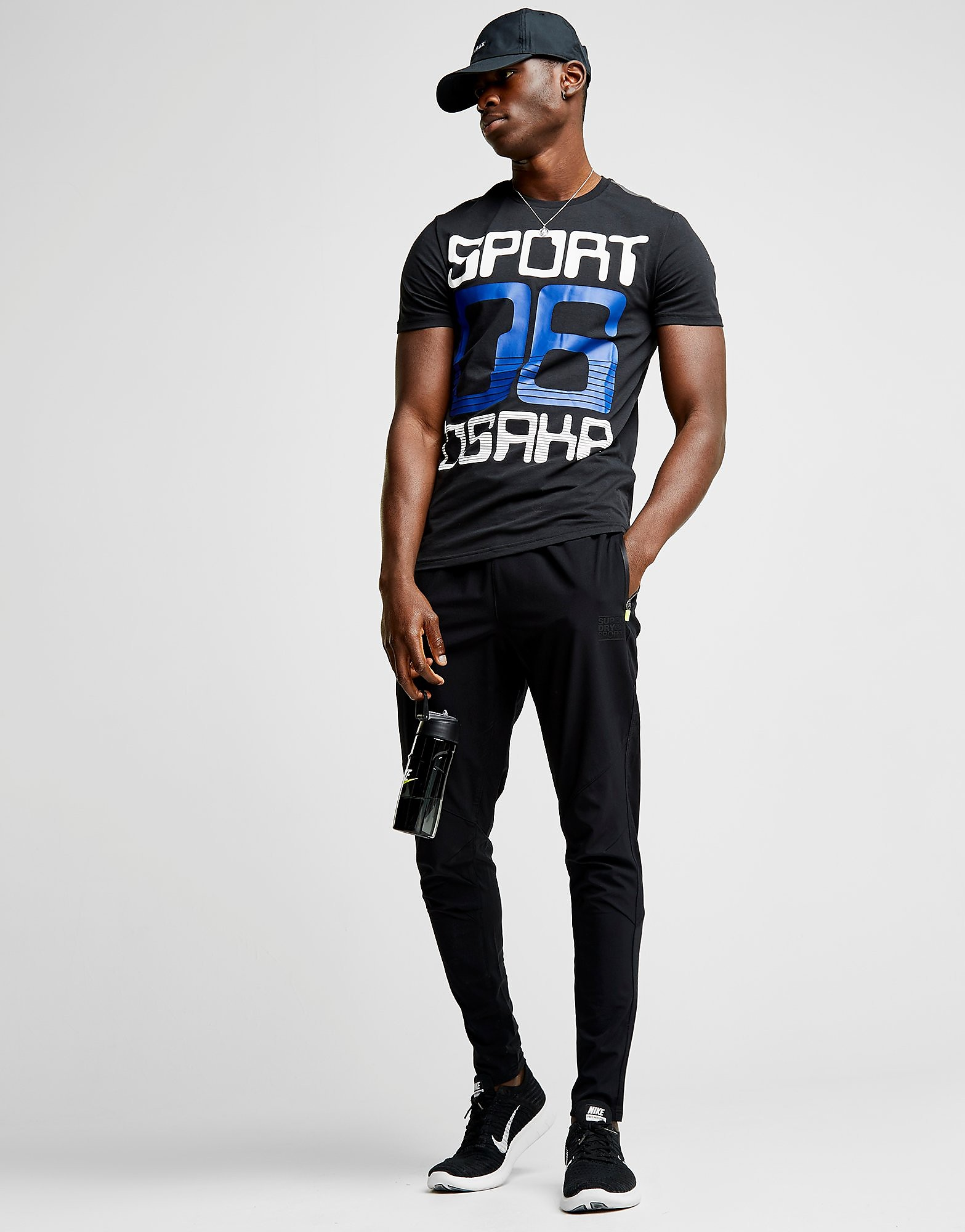 Superdry Sport 06 Osaka Short Sleeve T-Shirt