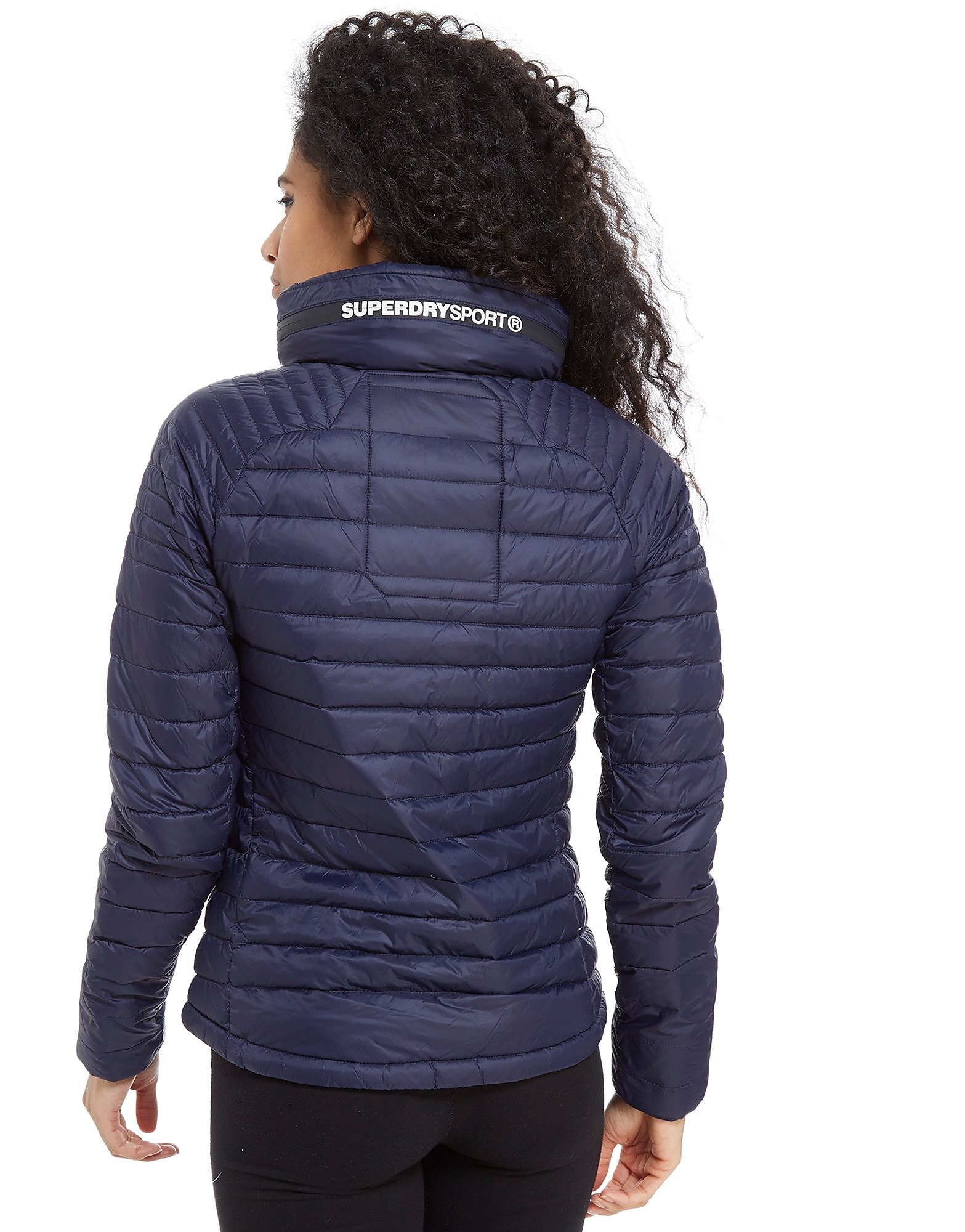 Superdry Sport Power Down Jacket Dames
