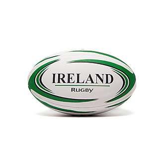 Daricia Ireland Rugby Ball