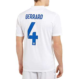Nike England 2014 Gerrard Stadium Home Shirt