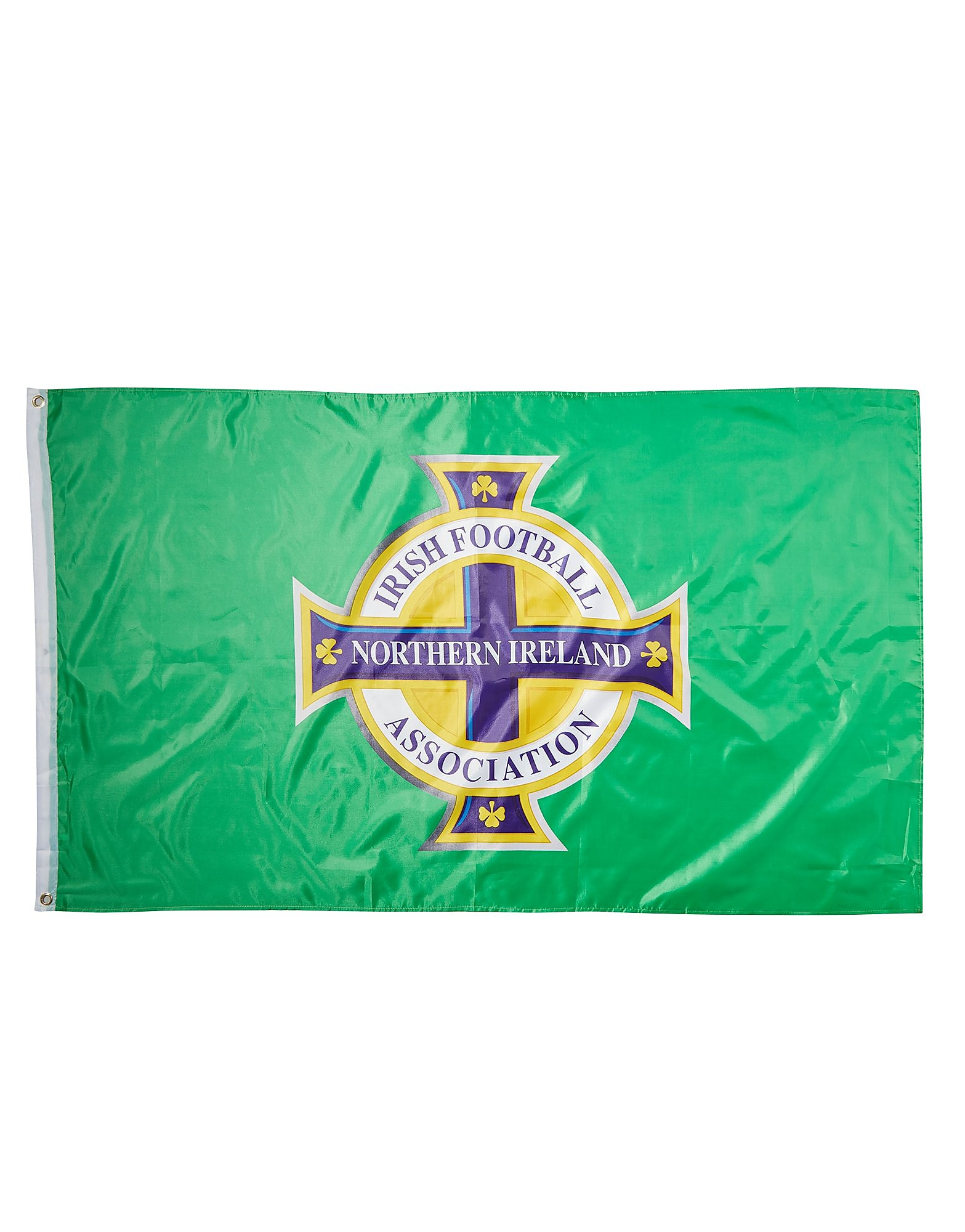 Forever Collectables Northern Ireland FA Flag - Groen - Heren