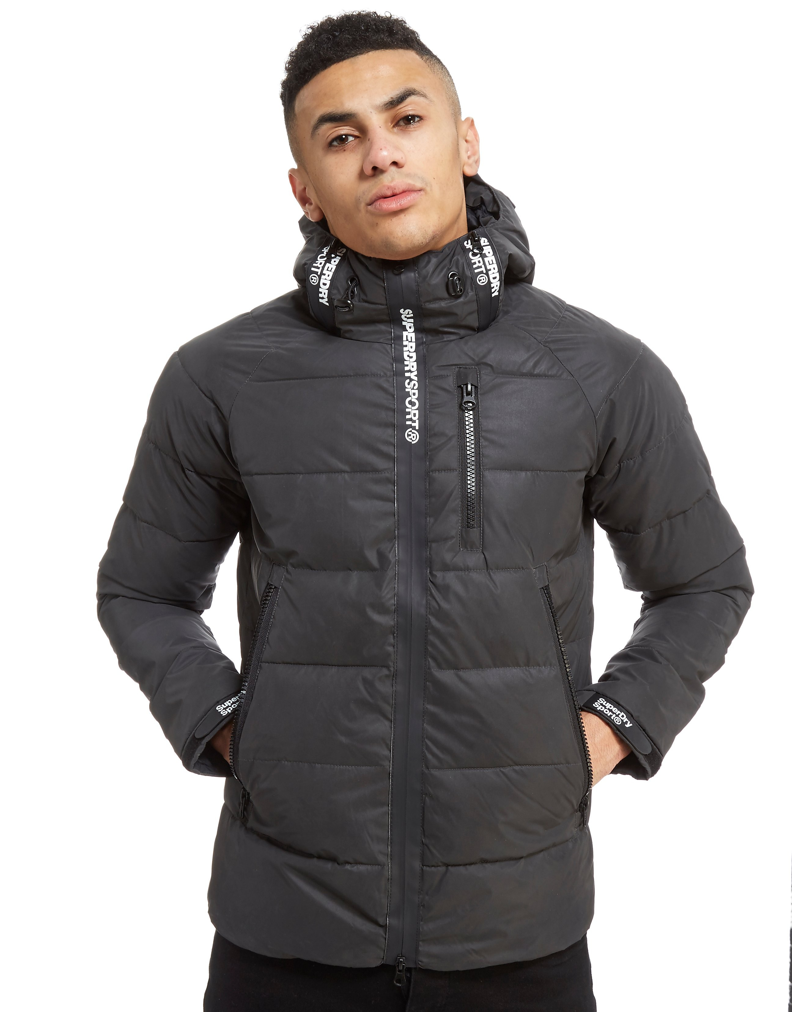 Superdry Power Down Reflect Bub Jacket