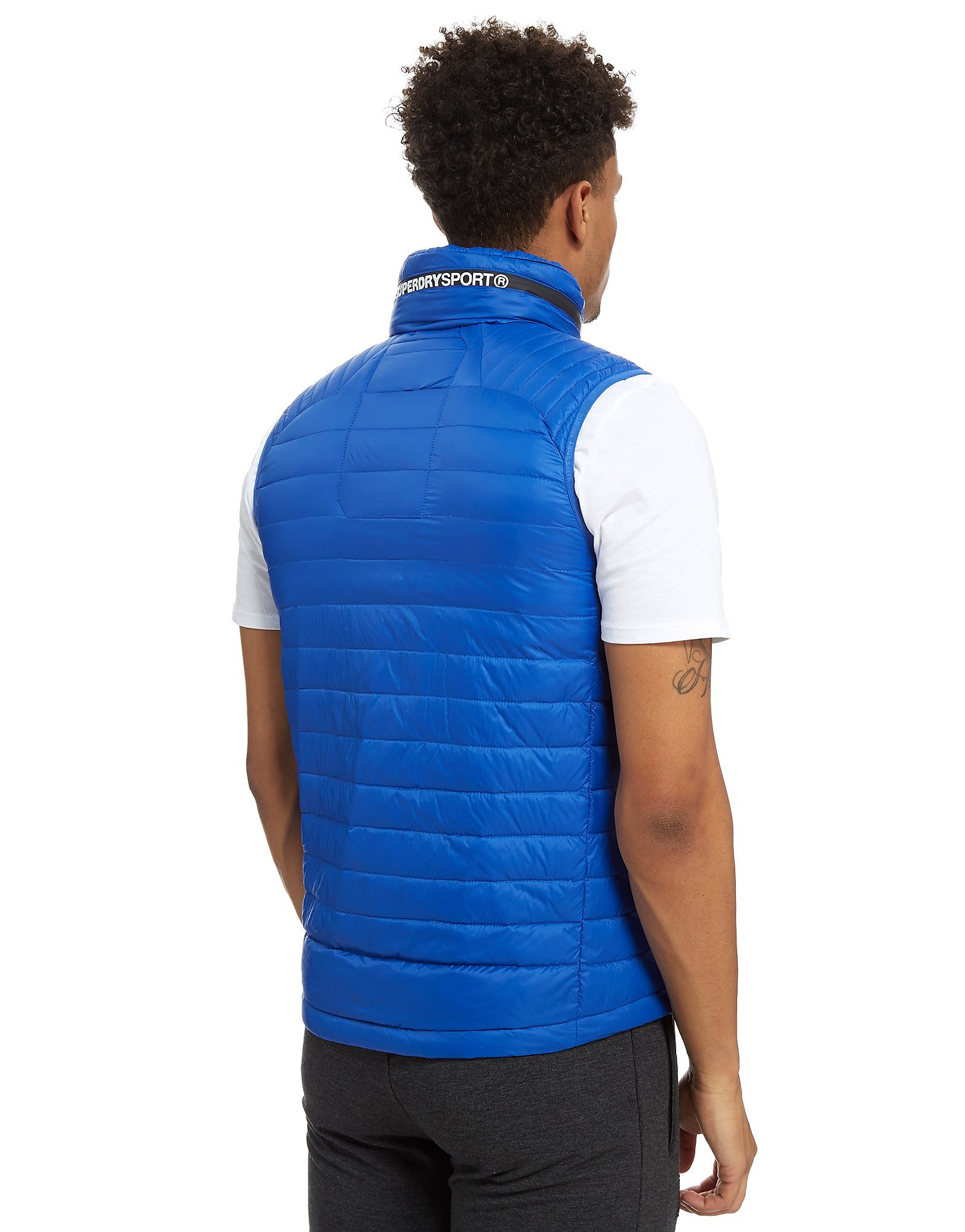 Superdry Sport Down Gilet