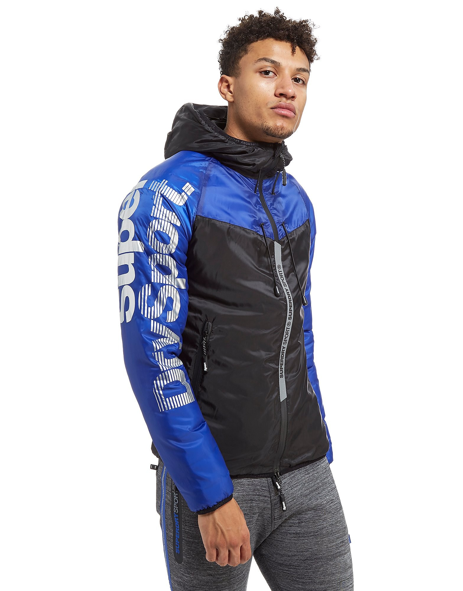 Superdry Sport Chevron Jacket