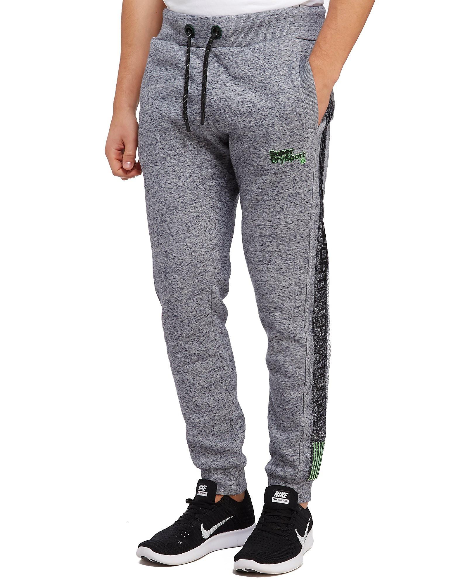 Superdry pantalón Core Fleece