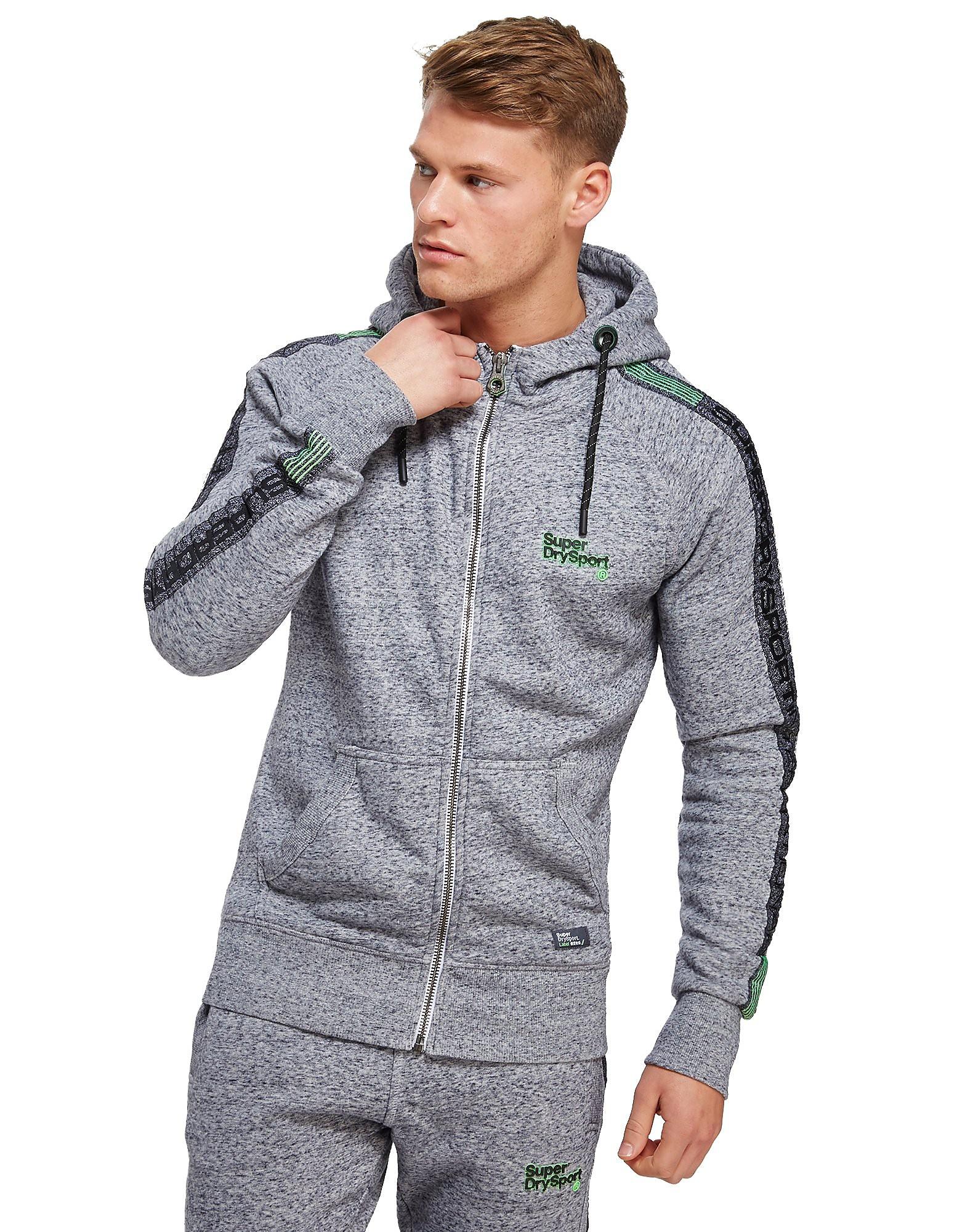 Superdry Sport Core Fleece Hoodie