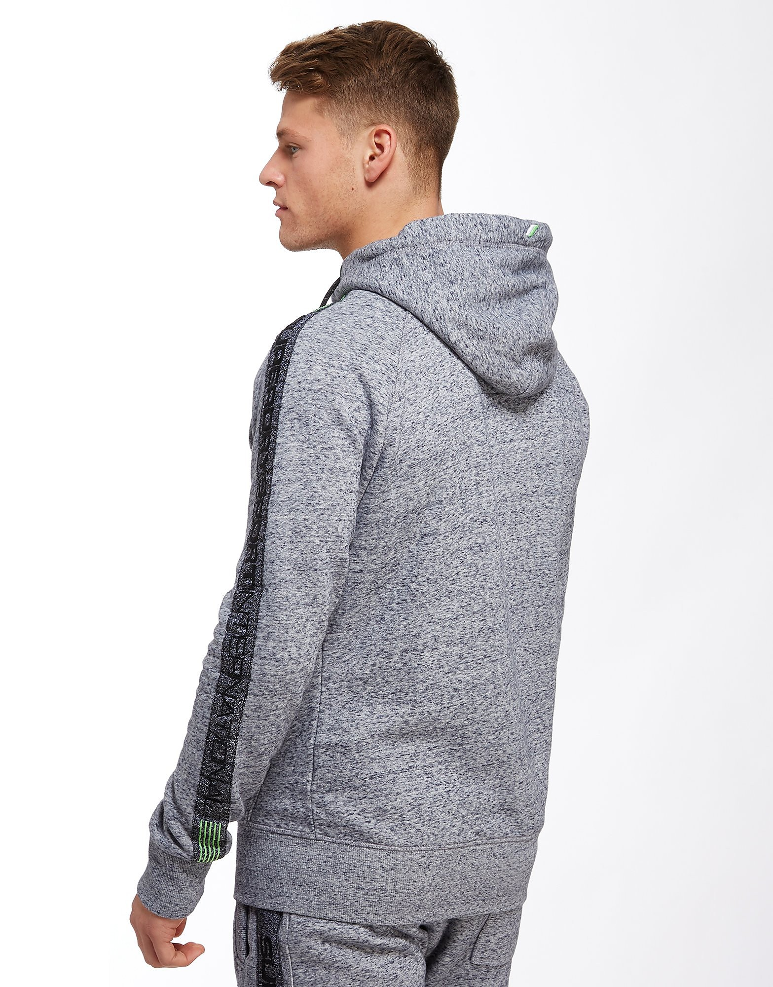 Superdry Sport Core Fleece Hoodie