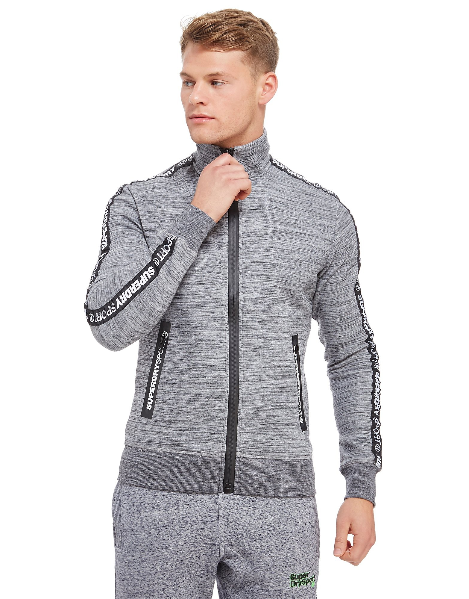 Superdry Sport Side Tape Track Top