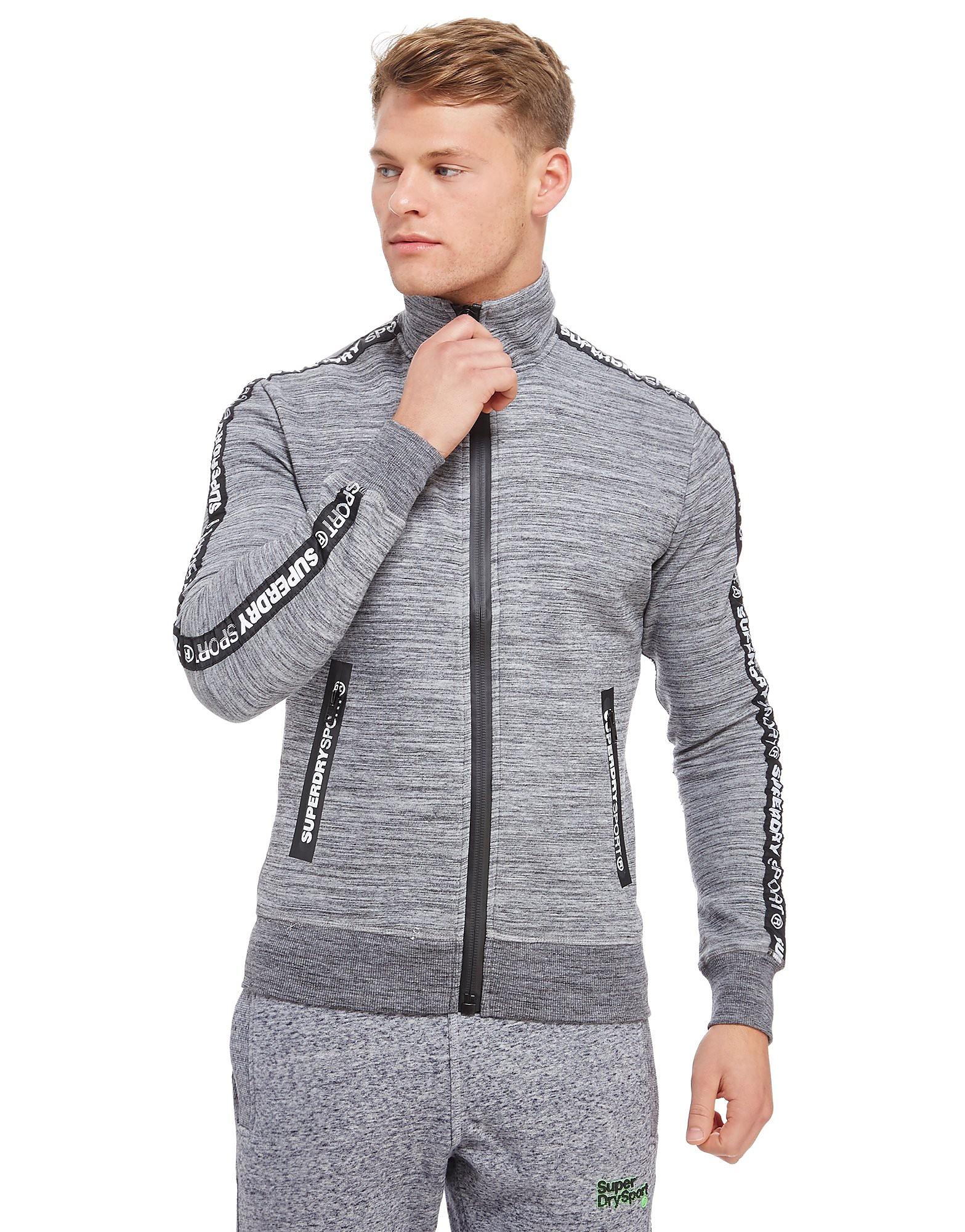 Superdry chaqueta de chándal Sport Side Tape