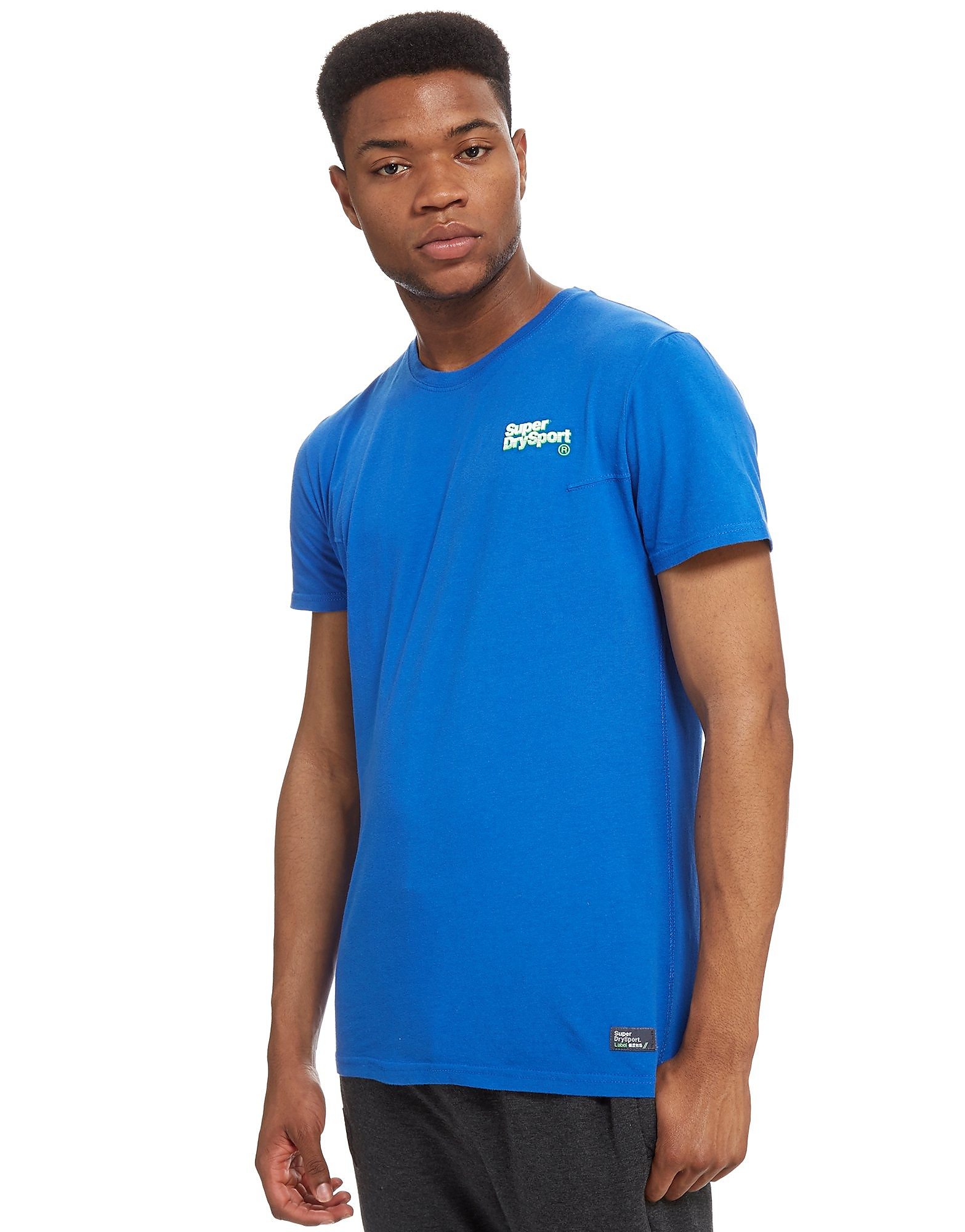 Superdry Sport Short Sleeve Jersey T-Shirt