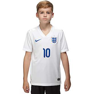 Nike England 2014 Junior Rooney Stadium Home Shirt