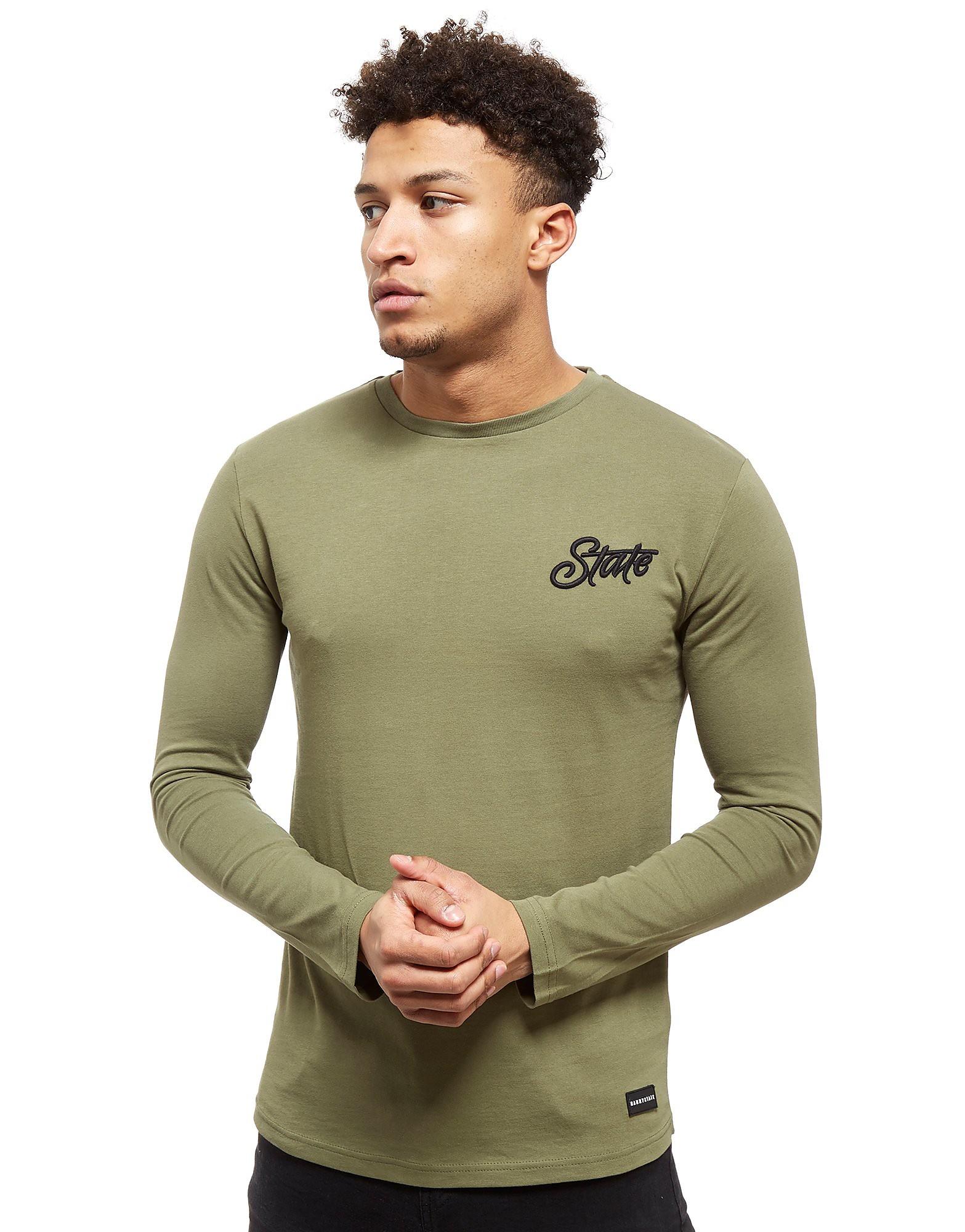 Nanny State Alpha Long Sleeve T-Shirt
