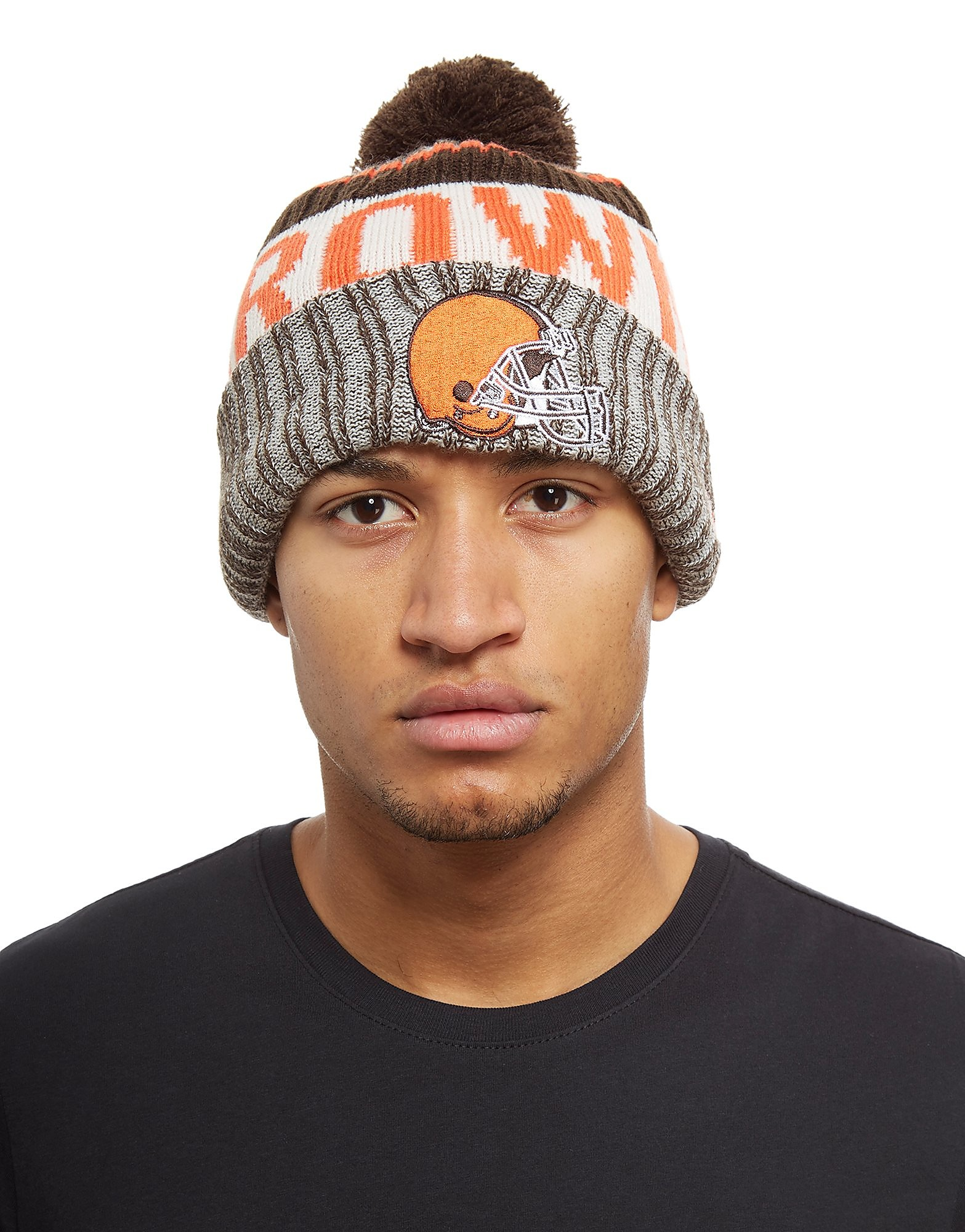New Era Cleveland Browns Sideline Knitted Hat