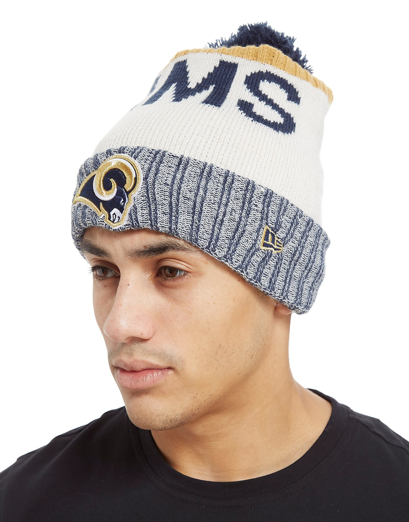 New Era gorro de lana Los Angeles Rams Sideline