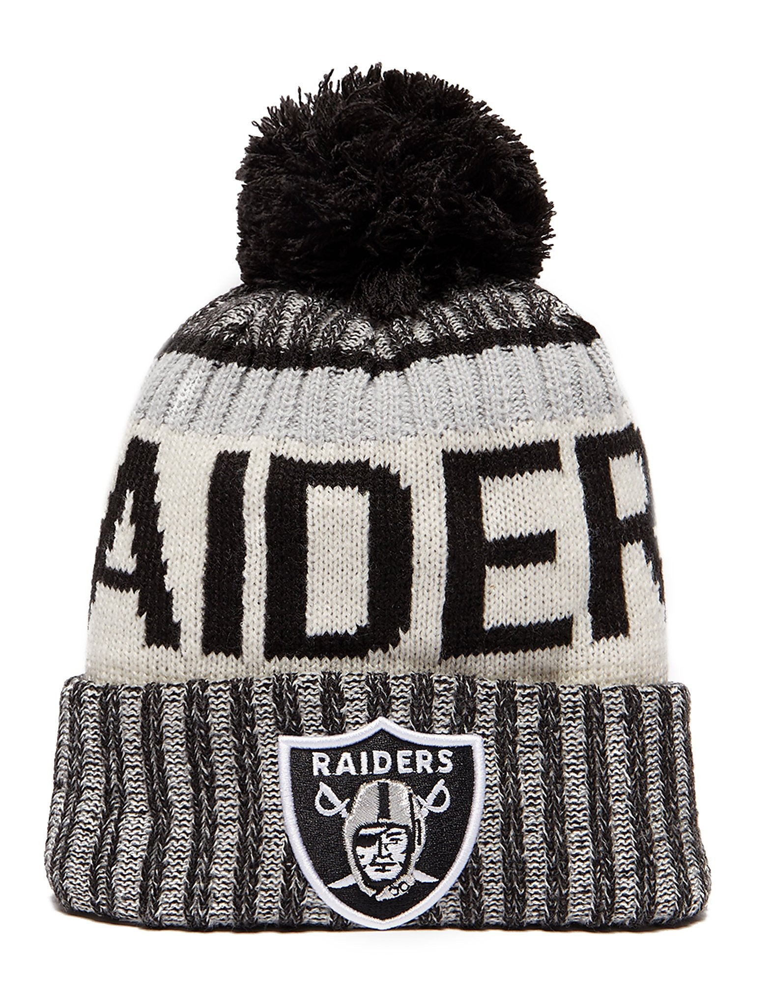 New Era Oakland Raiders Sideline Knitted Hat