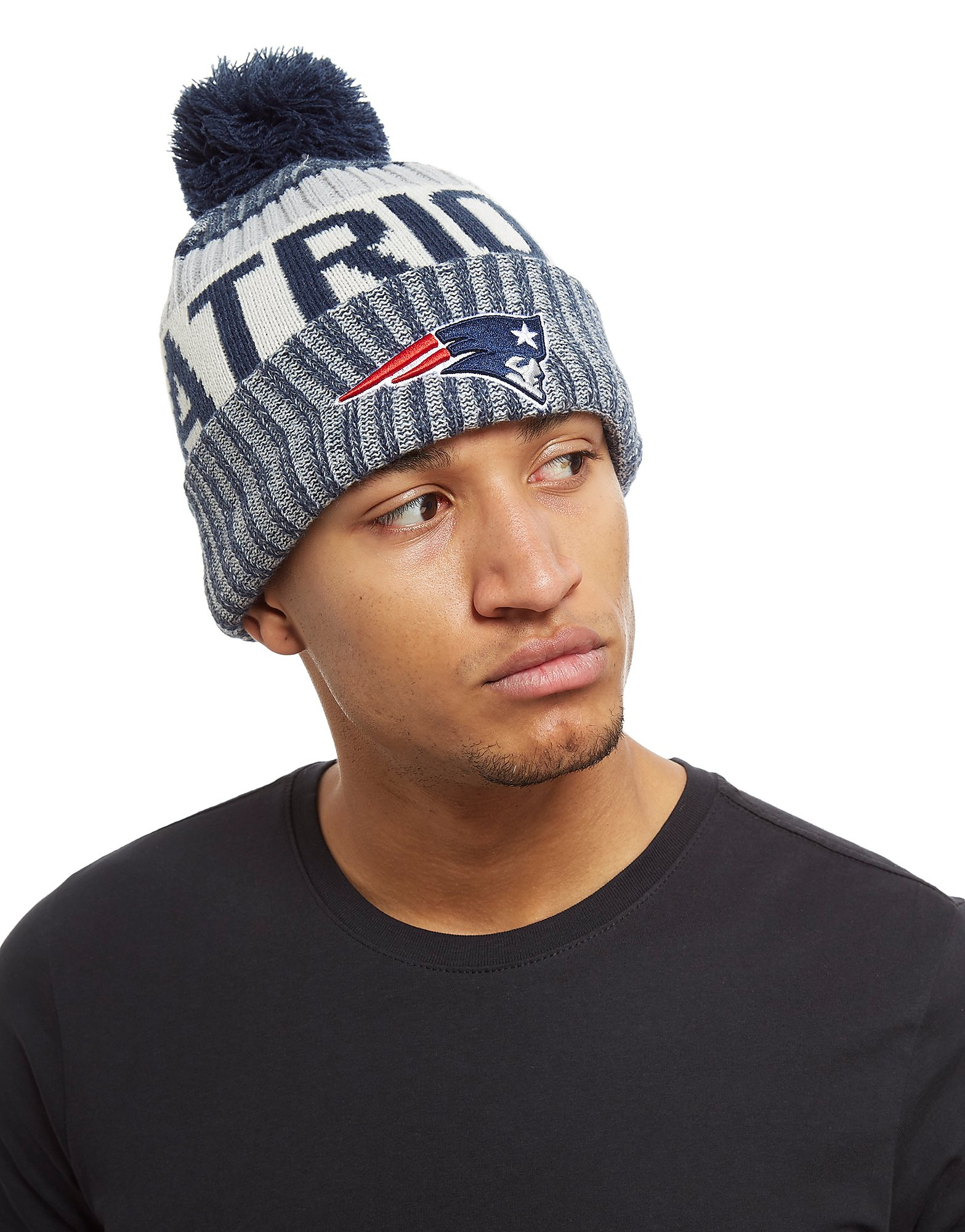 New Era New England Patriots Sideline Knitted Hat